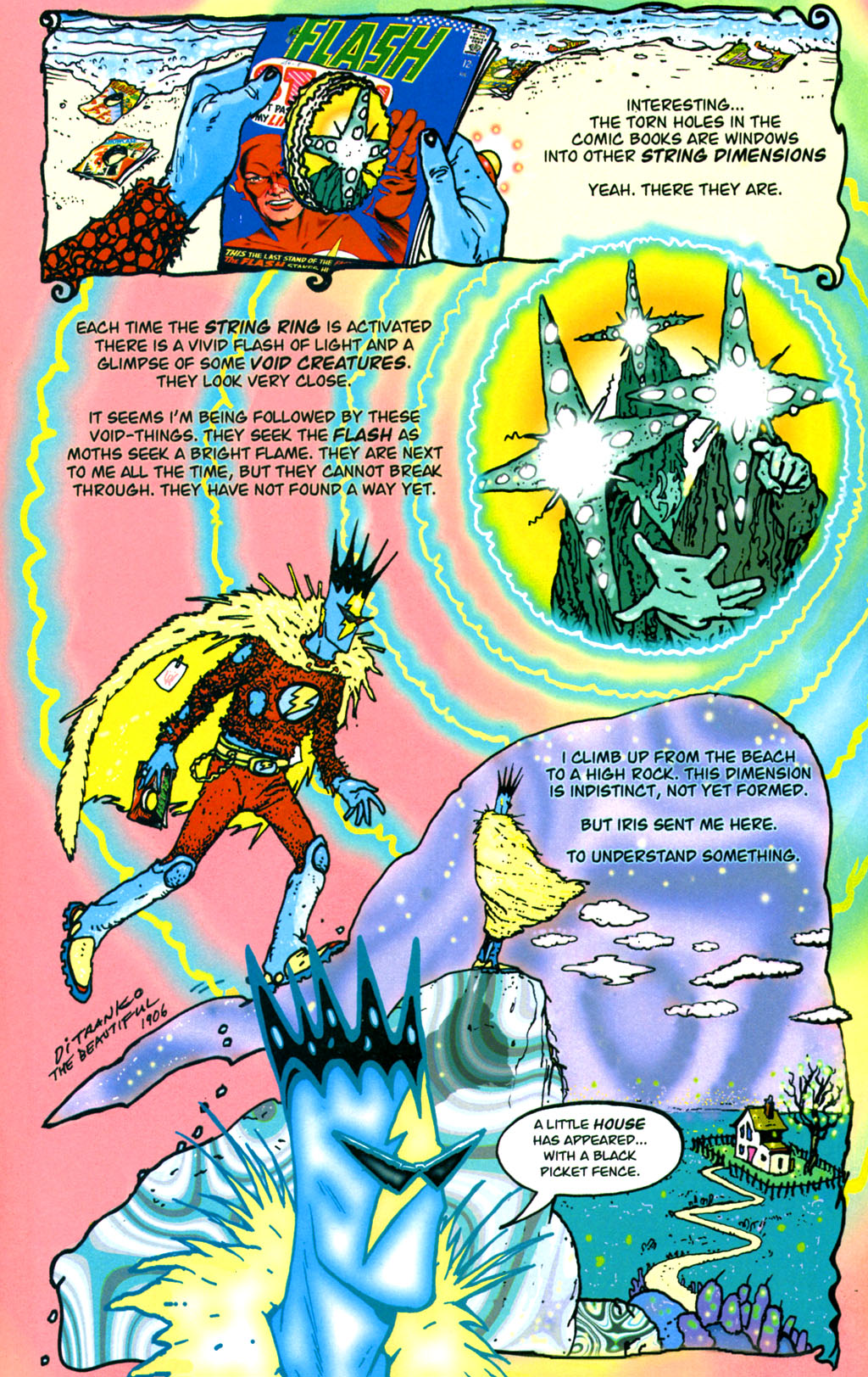 Read online Solo (2004) comic -  Issue #12 - 15