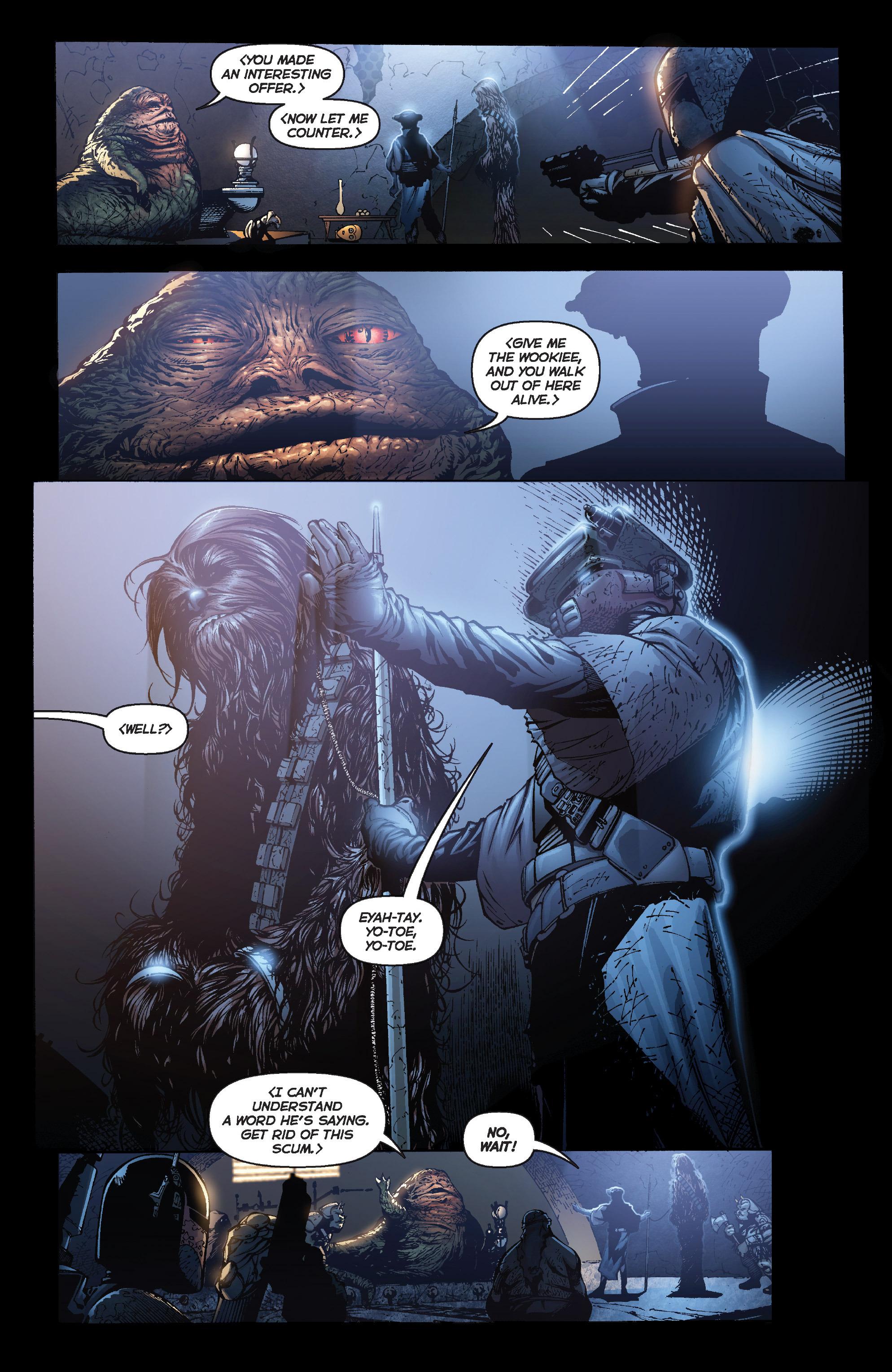 Read online Star Wars Omnibus comic -  Issue # Vol. 27 - 188