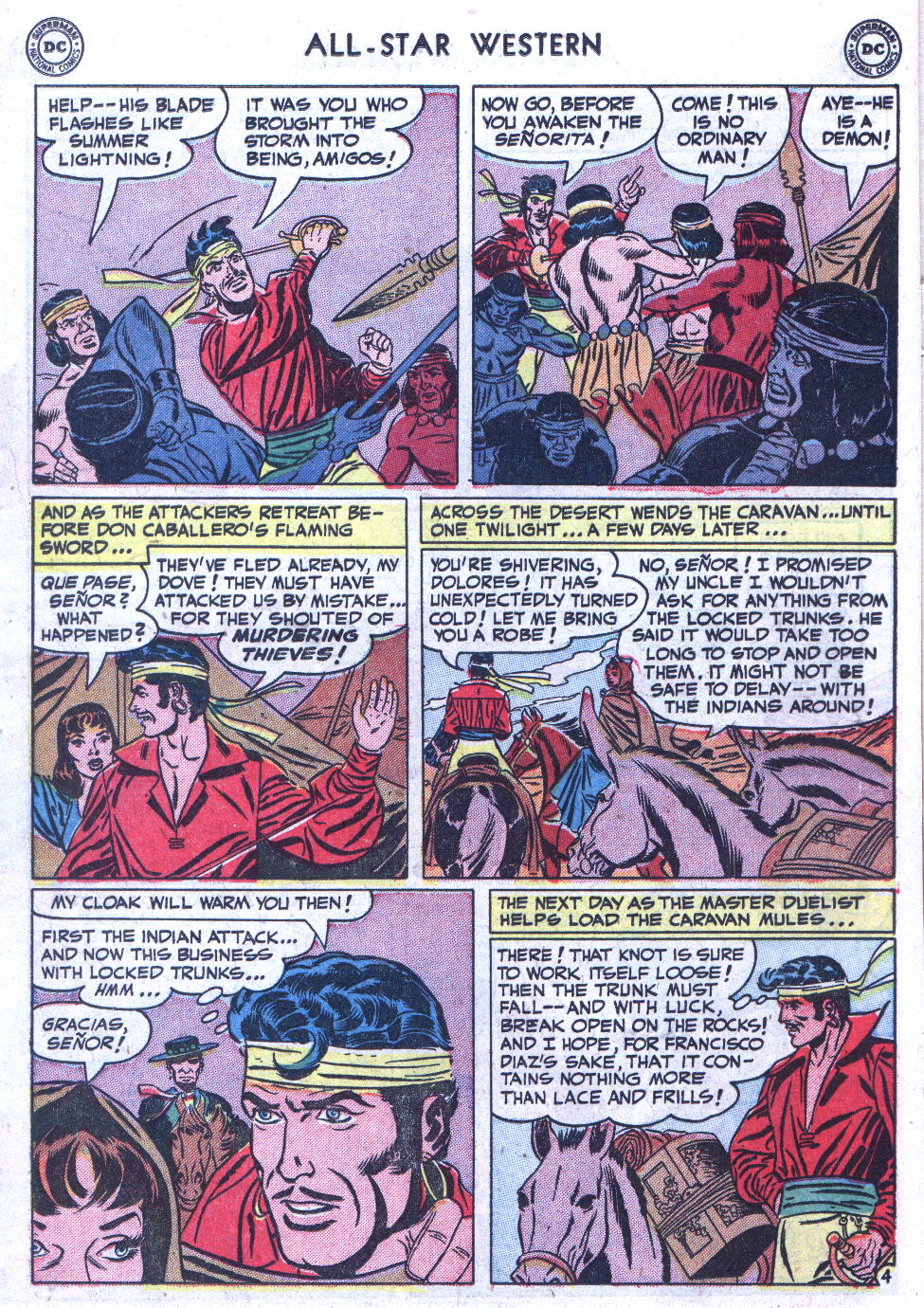 Read online All-Star Western (1951) comic -  Issue #59 - 18