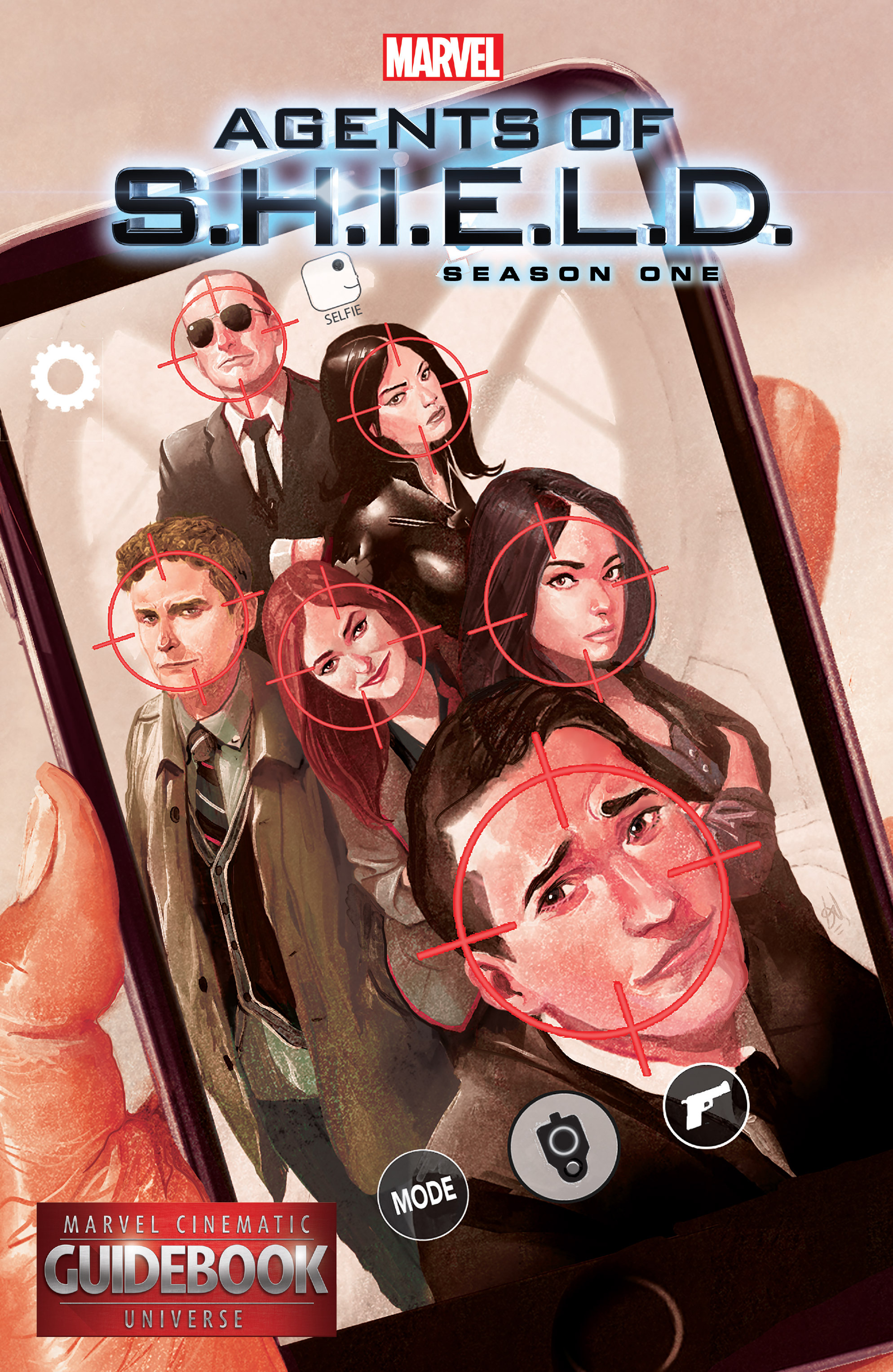 Read online Guidebook to the Marvel Cinematic Universe - Marvel's Agents of S.H.I.E.L.D. Season One comic -  Issue # Full - 1