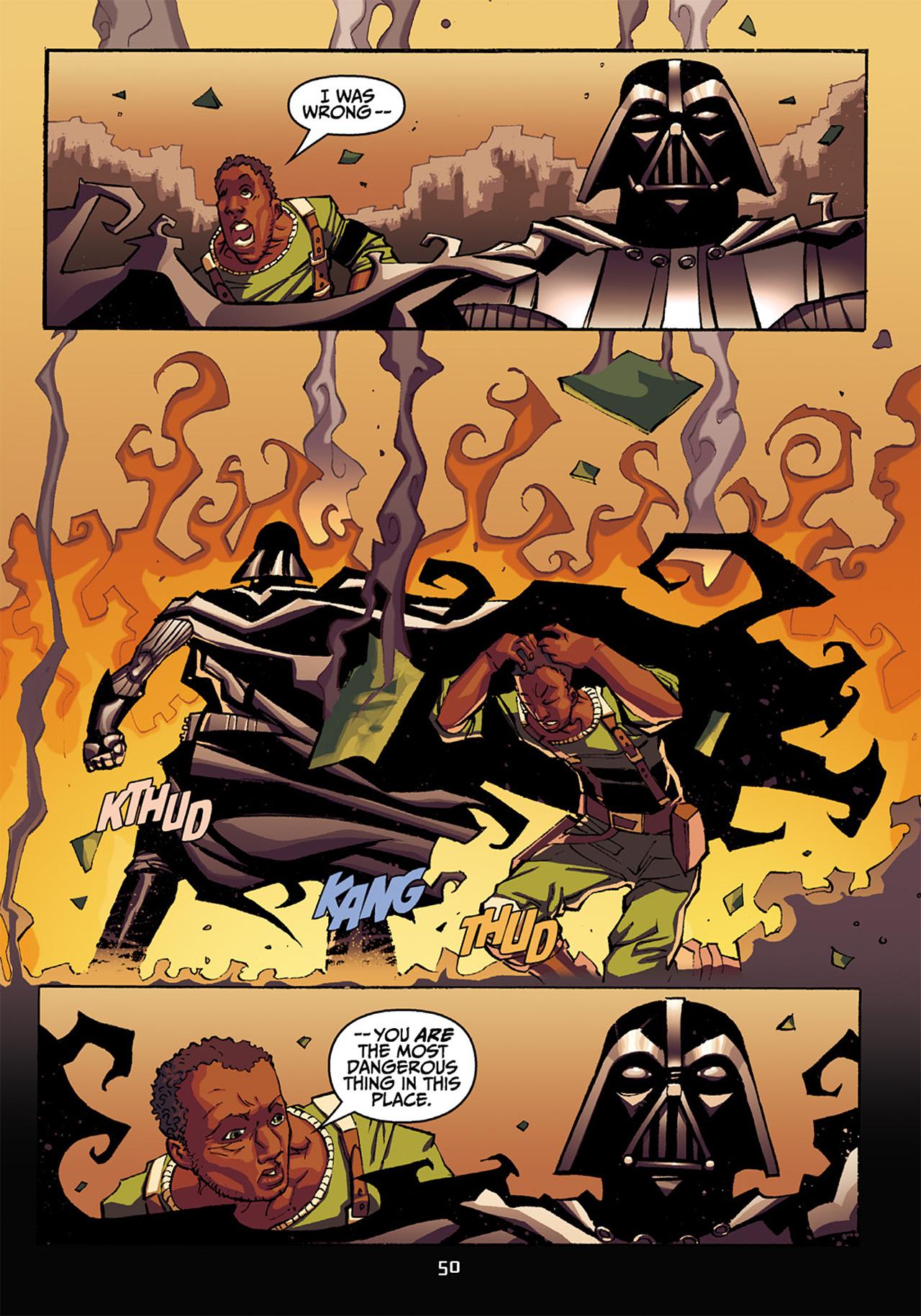 Read online Star Wars Omnibus comic -  Issue # Vol. 33 - 289