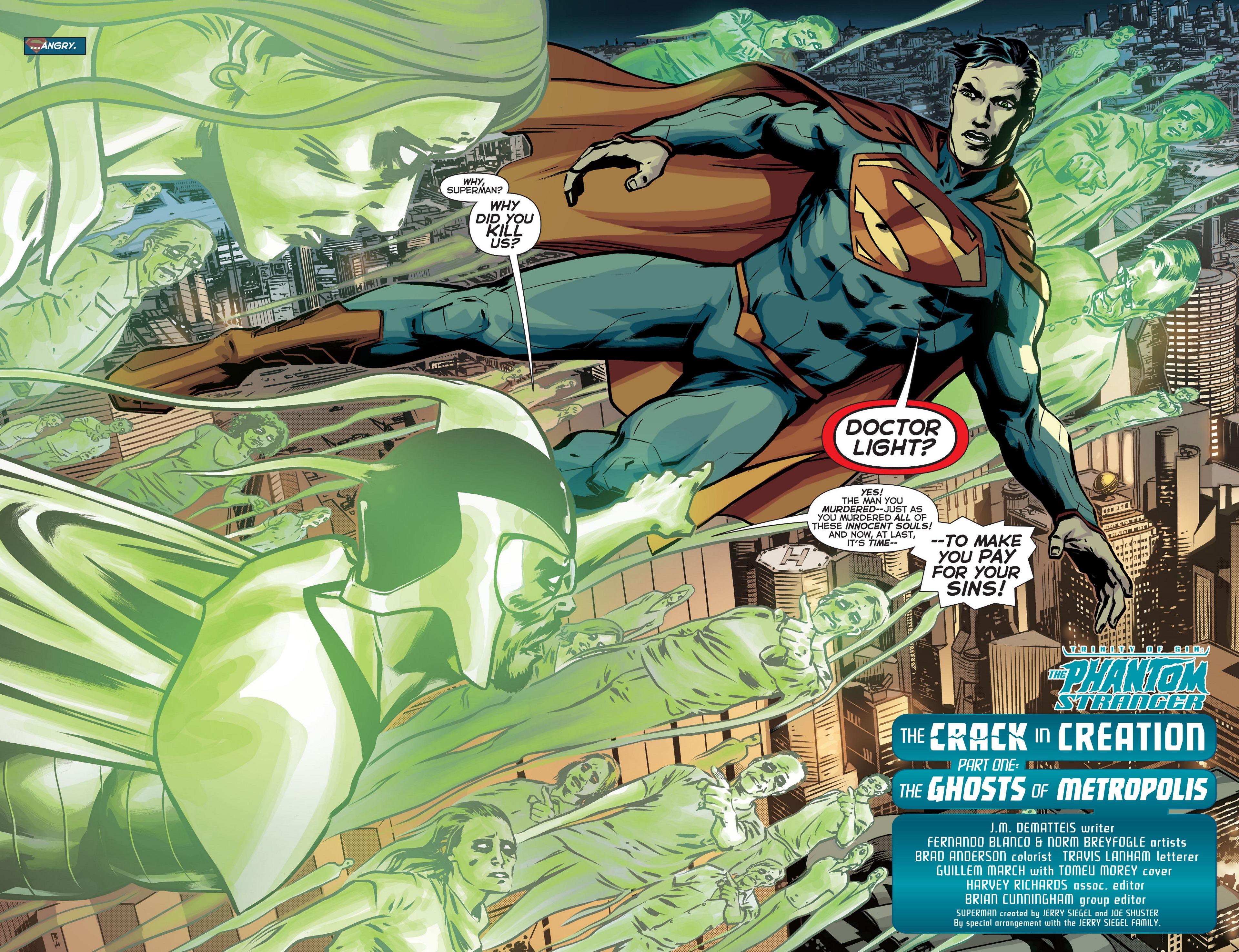 Read online Trinity of Sin: The Phantom Stranger comic -  Issue #18 - 3