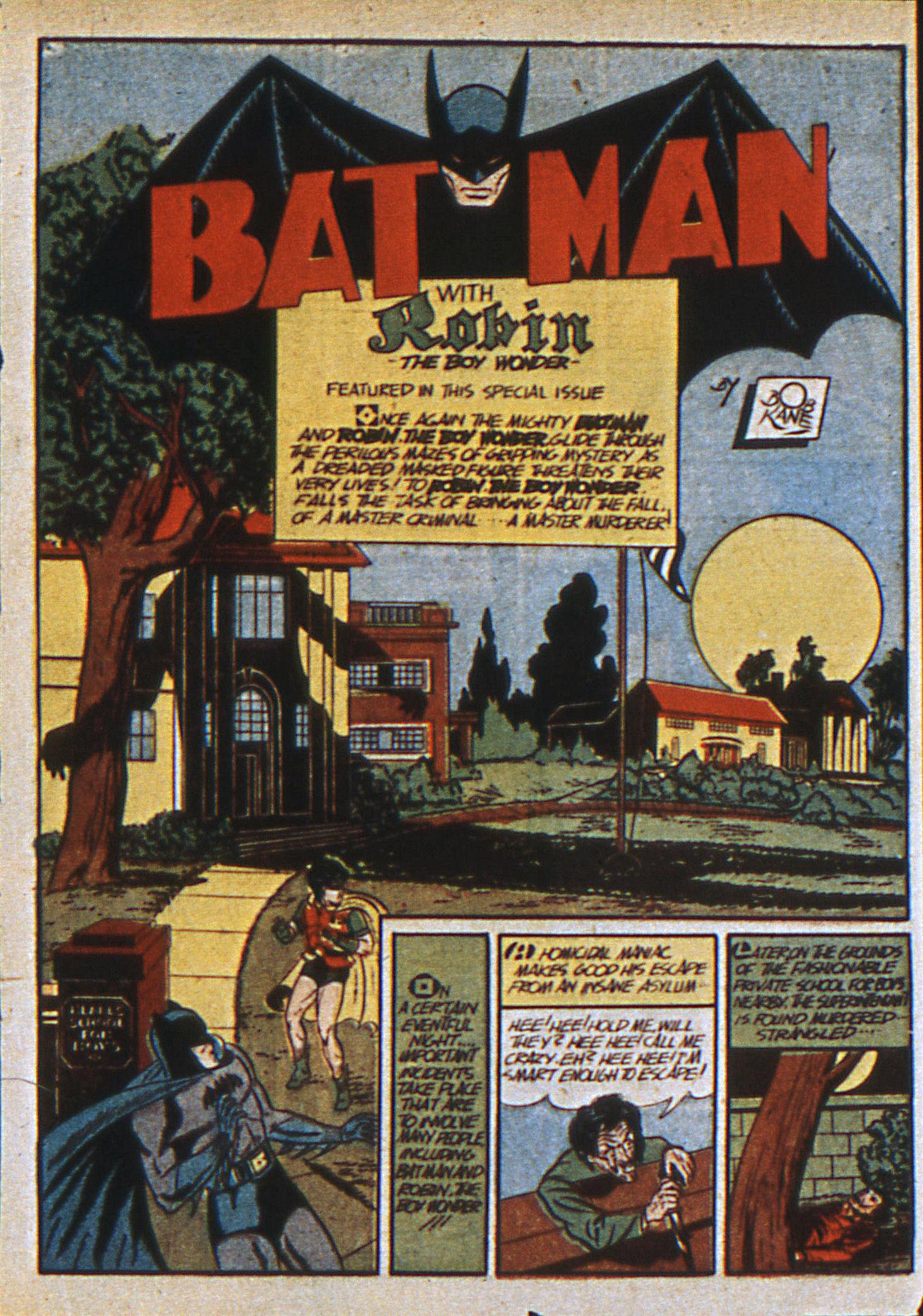 Detective Comics (1937) 41 Page 3