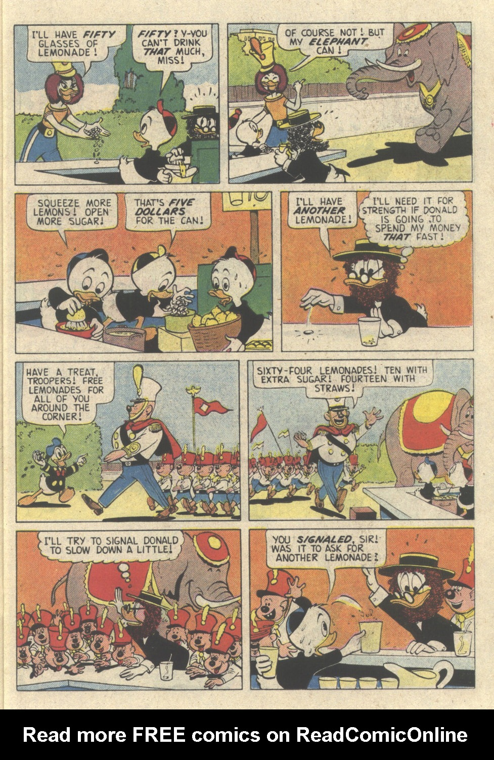 Read online Uncle Scrooge (1953) comic -  Issue #225 - 15