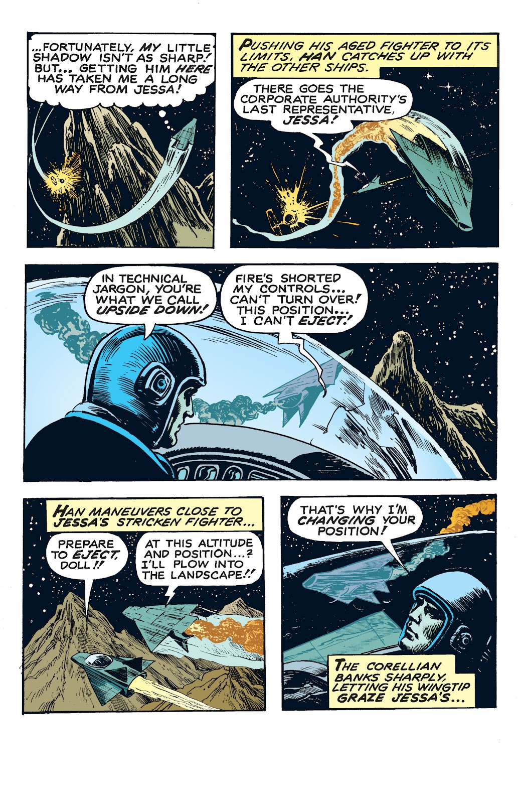 Read online Star Wars Legends: The Newspaper Strips - Epic Collection comic -  Issue # TPB (Part 4) - 16