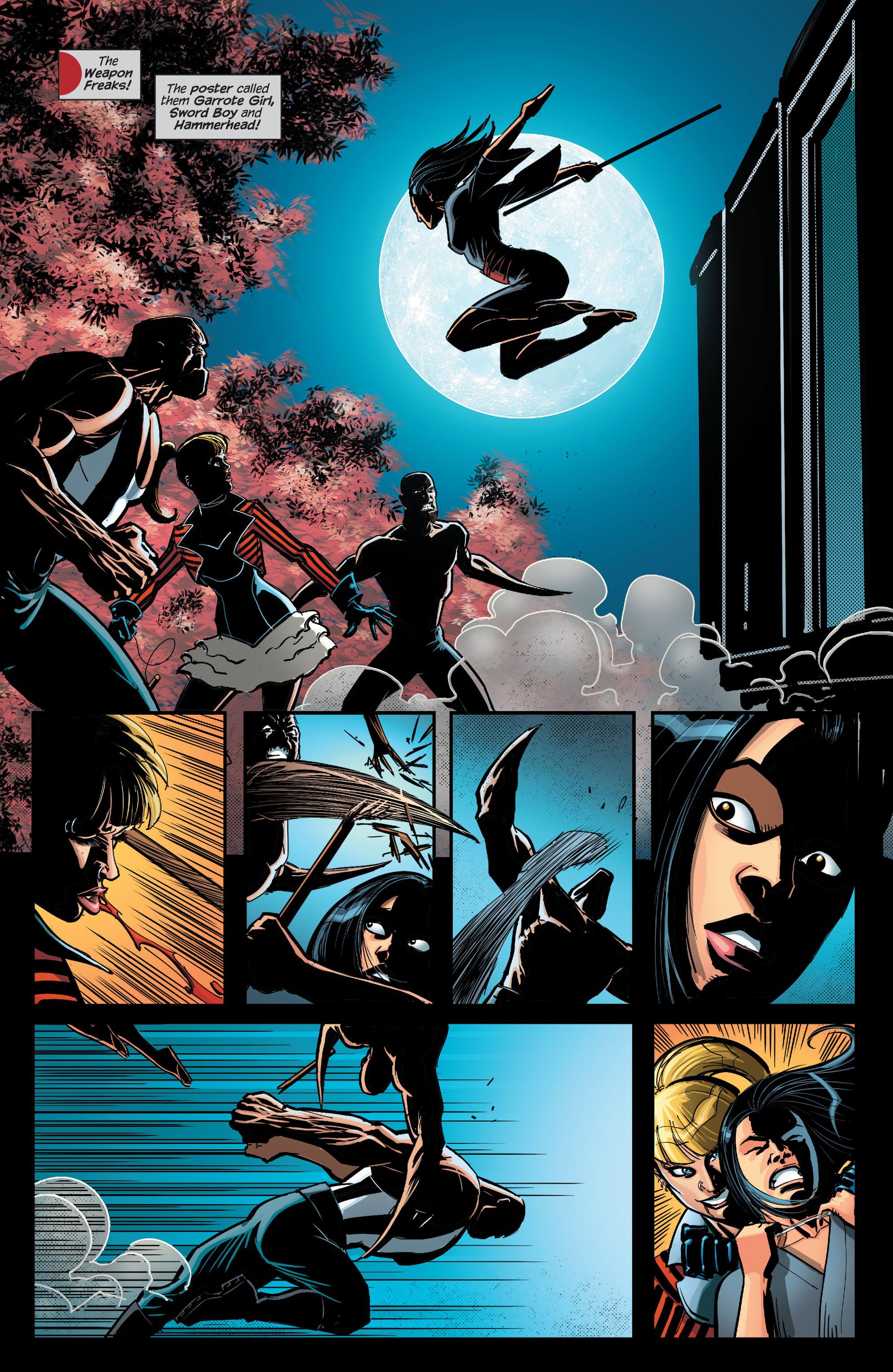 Read online Secret Origins (2014) comic -  Issue #8 - 27