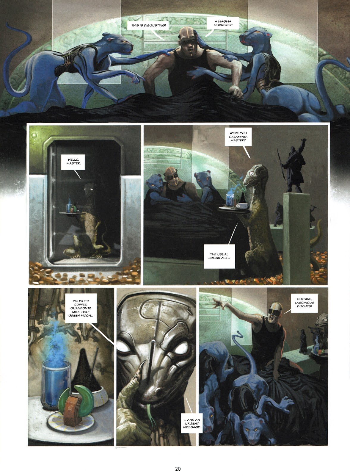 Showman Killer issue 1 - Page 20
