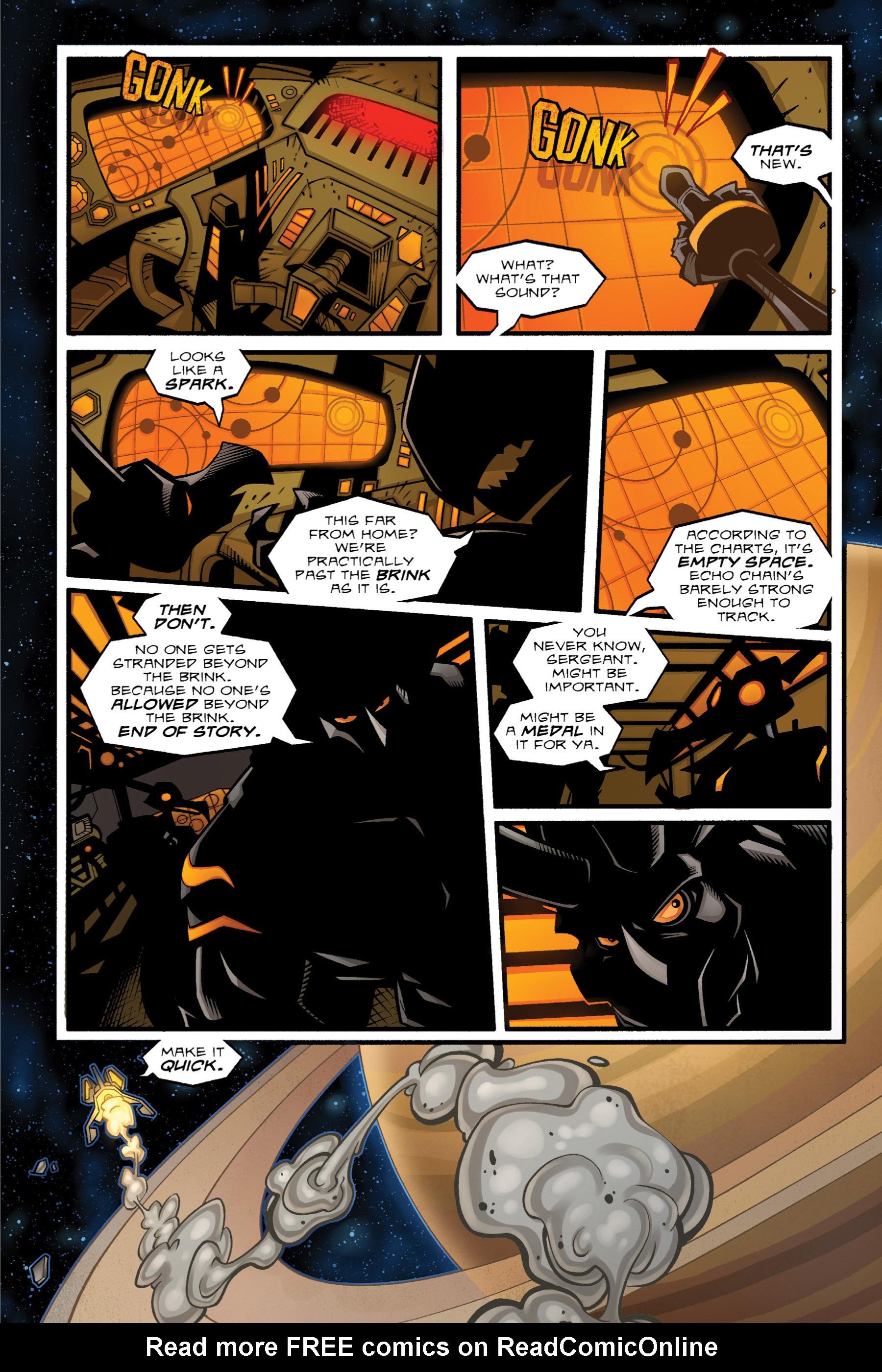 Read online Rexodus comic -  Issue # Full - 25