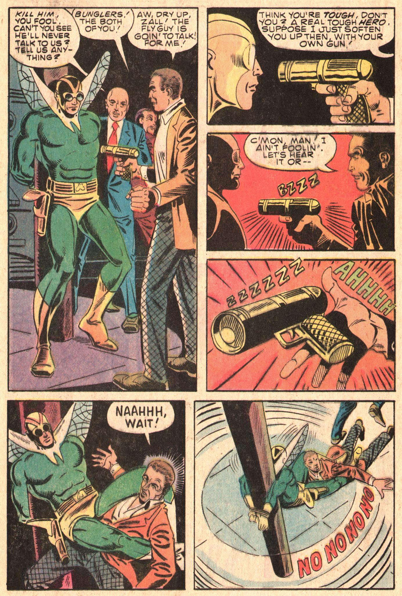 Read online The Fly (1983) comic -  Issue #5 - 16