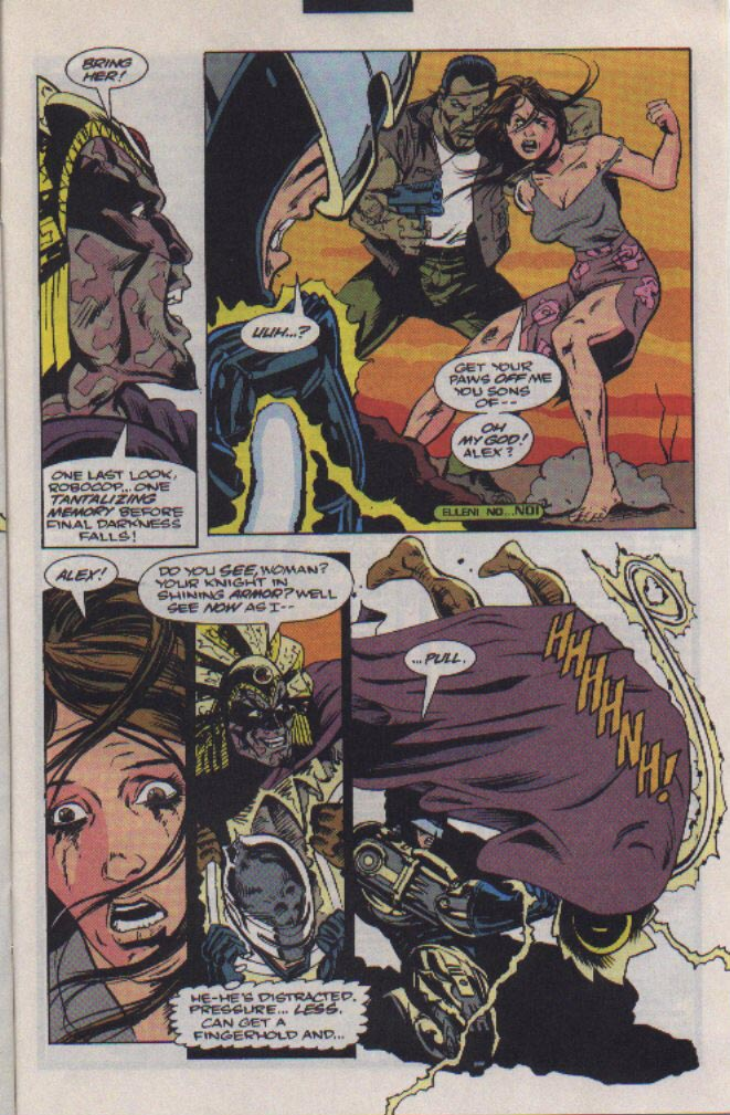 Read online Robocop (1990) comic -  Issue #22 - 20