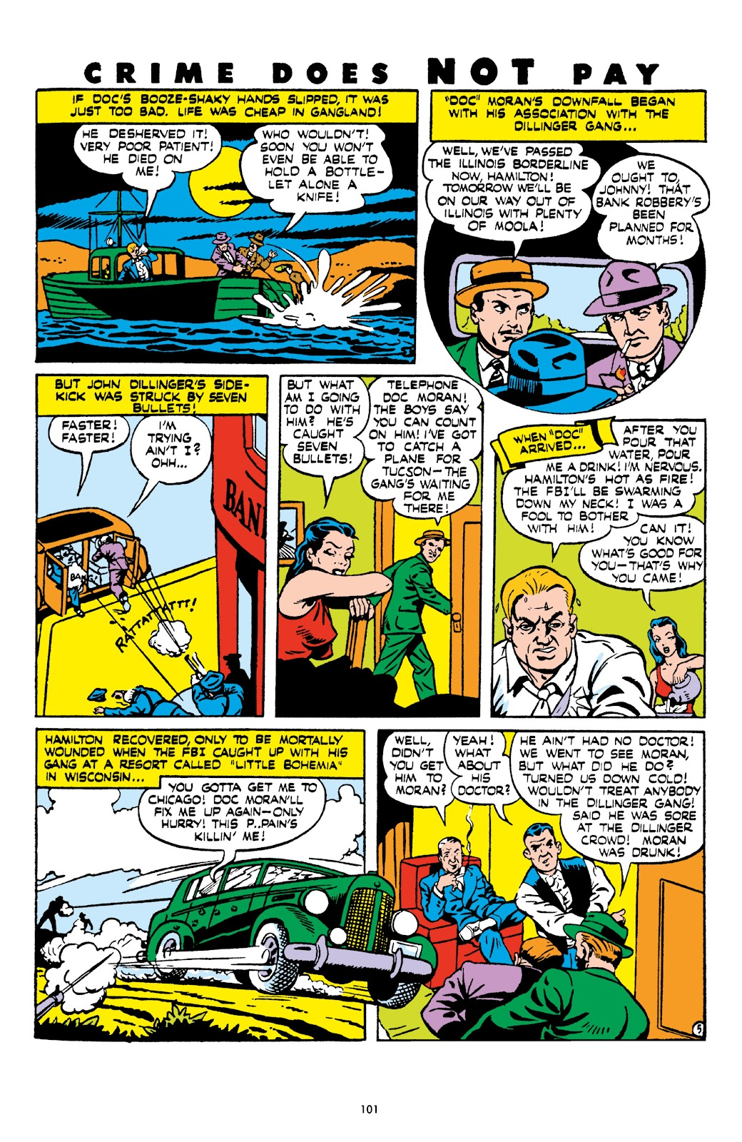 Read online Crime Does Not Pay Archives comic -  Issue # TPB 6 (Part 2) - 3