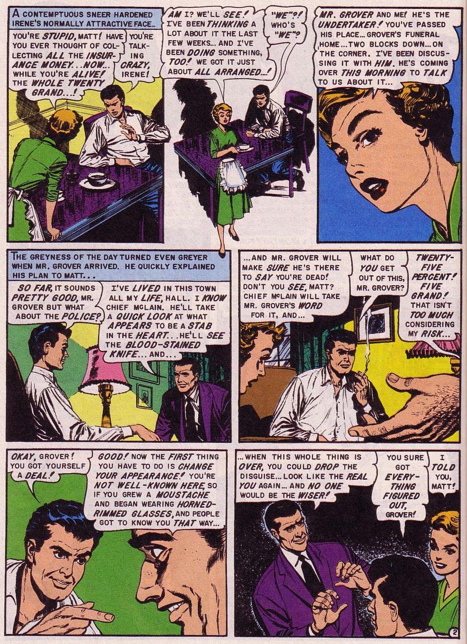 Read online Shock SuspenStories comic -  Issue #18 - 9