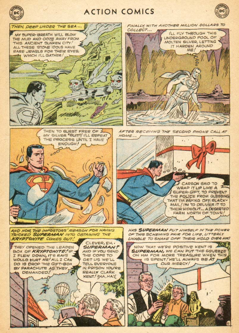 Read online Action Comics (1938) comic -  Issue #247 - 13