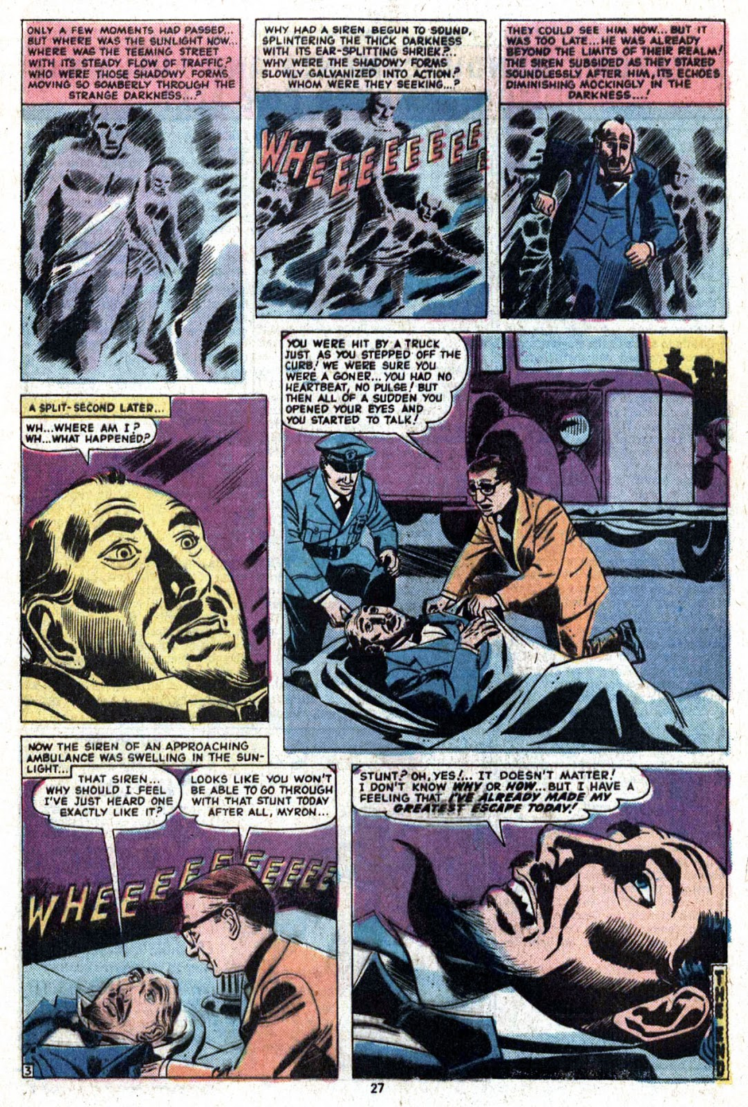 Amazing Adventures (1970) issue 28 - Page 28