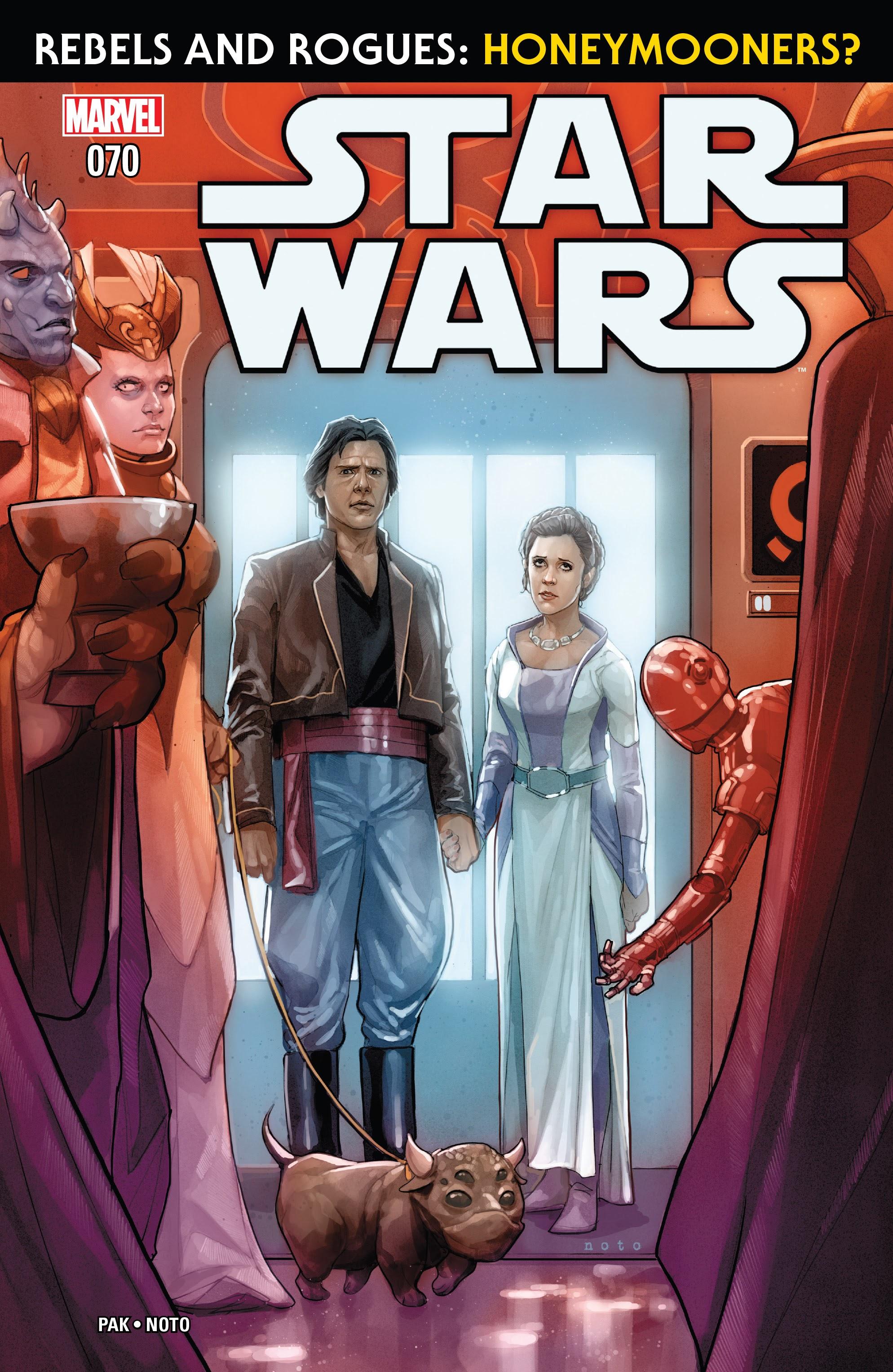 Star Wars (2015) 70 Page 1