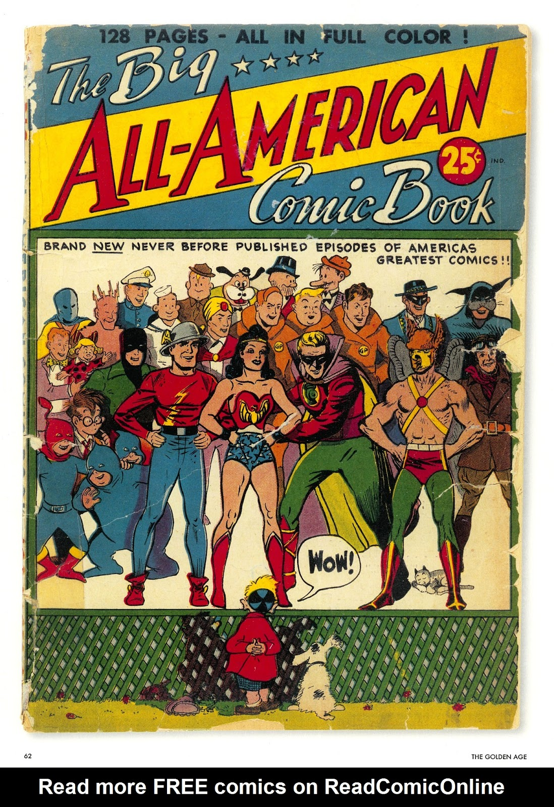Read online 75 Years Of DC Comics comic -  Issue # TPB (Part 1) - 70