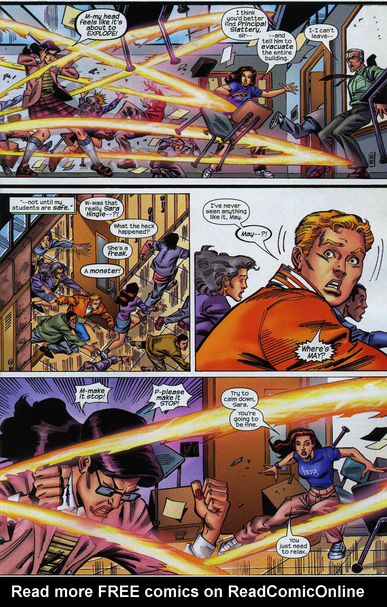 Amazing Spider-Girl 8 Page 6