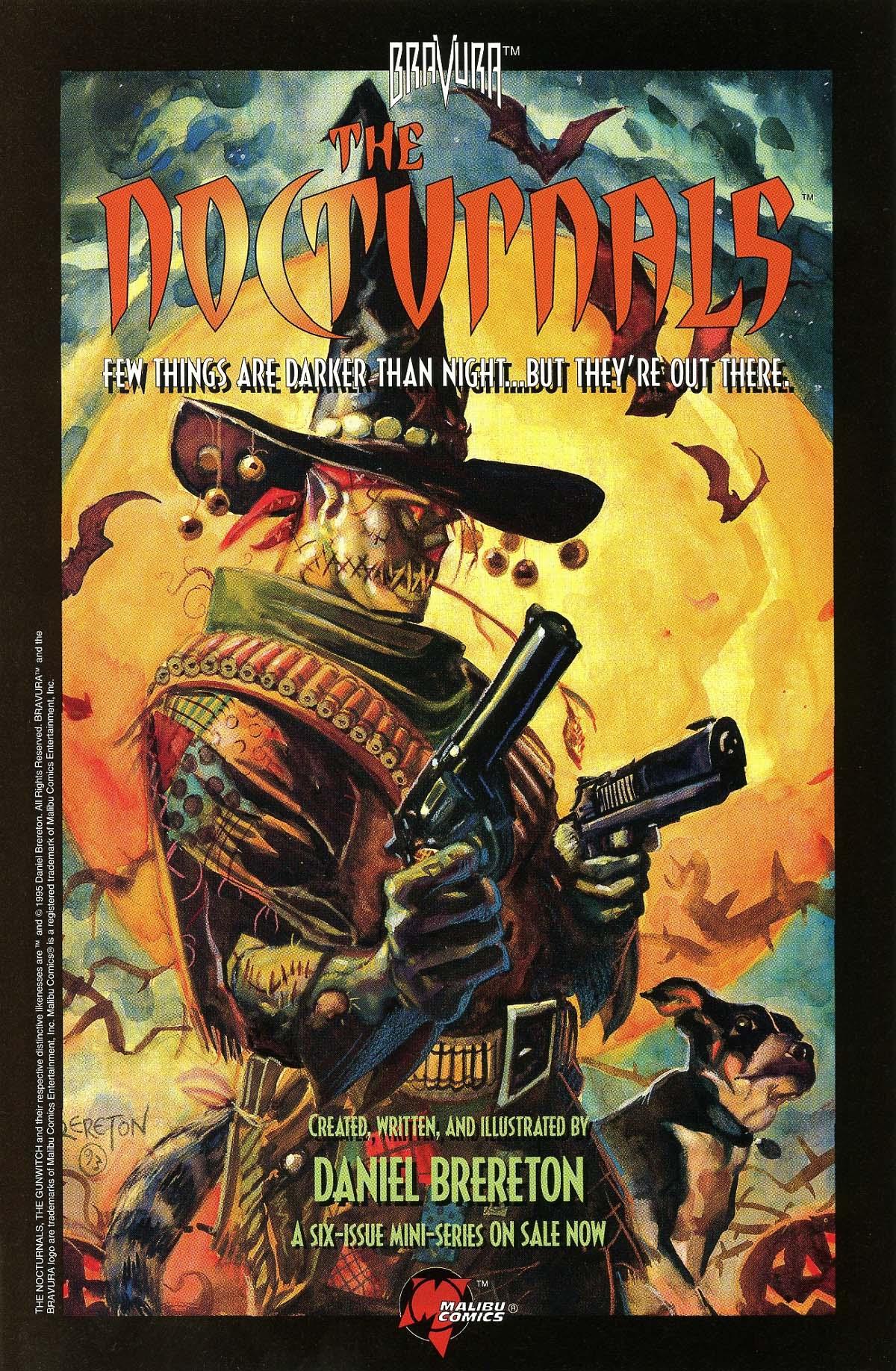 Read online Rune (1994) comic -  Issue #7 - 13