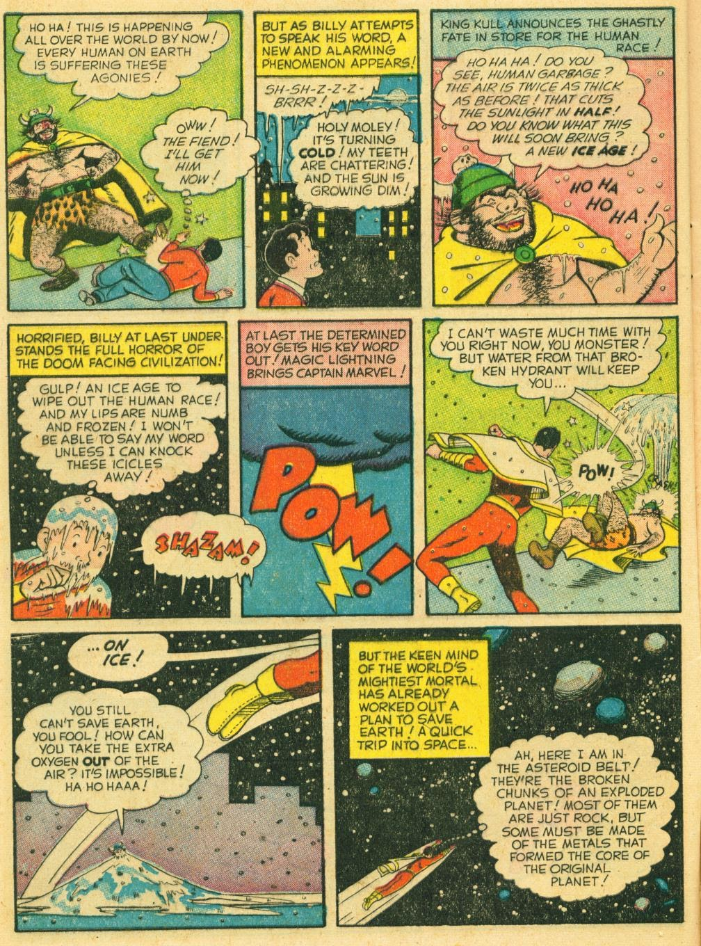 Captain Marvel Adventures issue 133 - Page 8