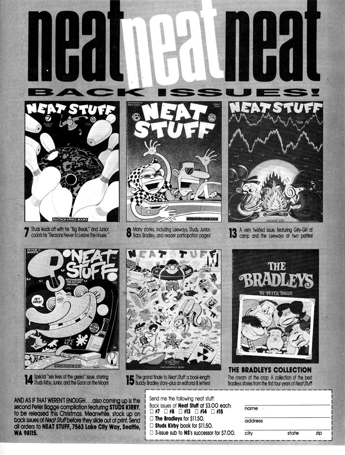Read online Neat Stuff comic -  Issue #15 - 30