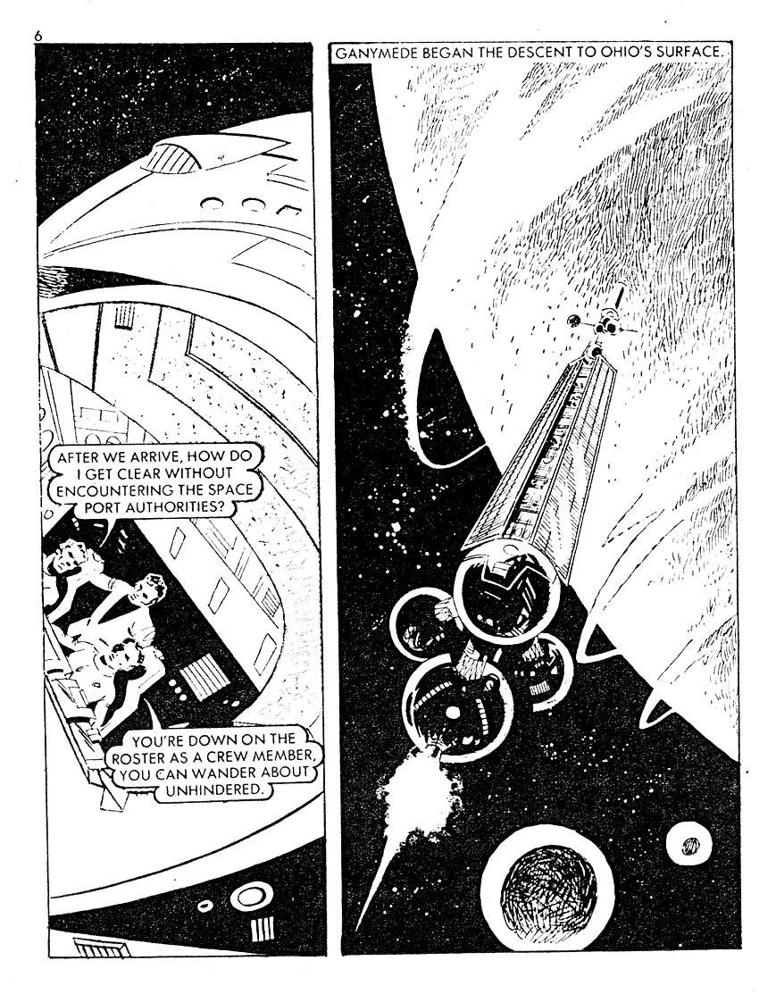 Starblazer issue 30 - Page 6