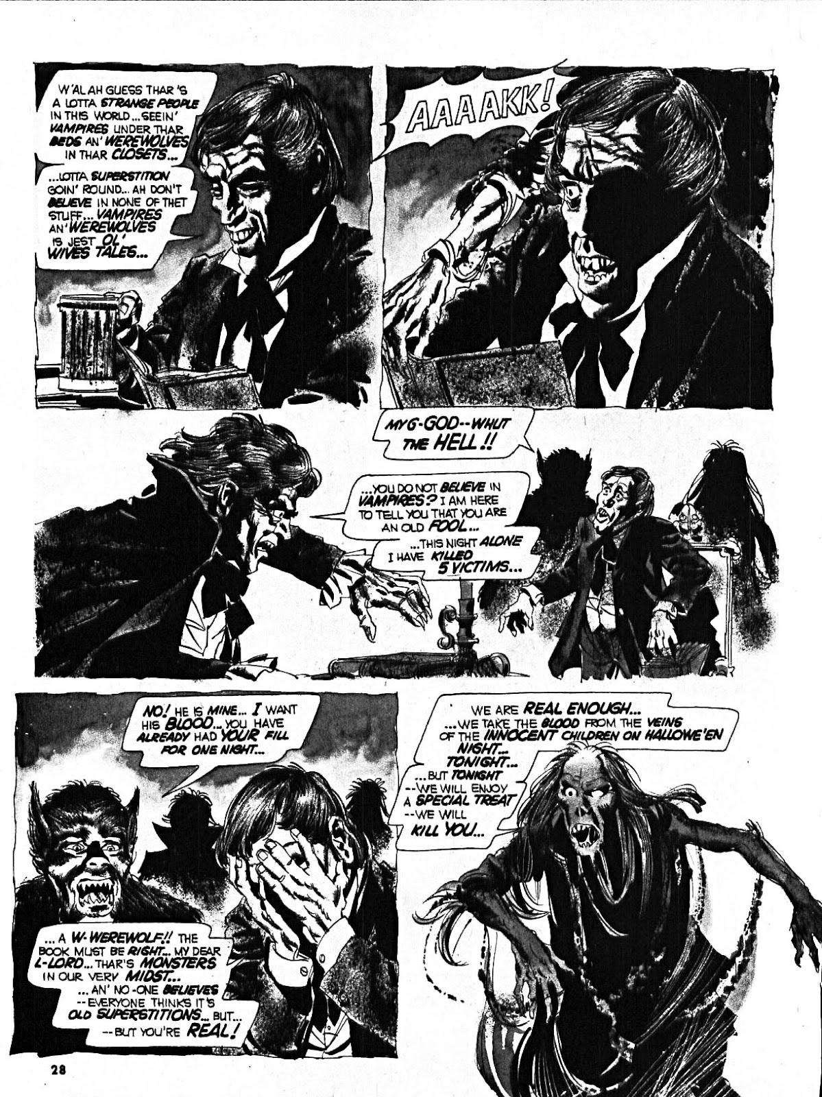 Scream (1973) issue 8 - Page 27