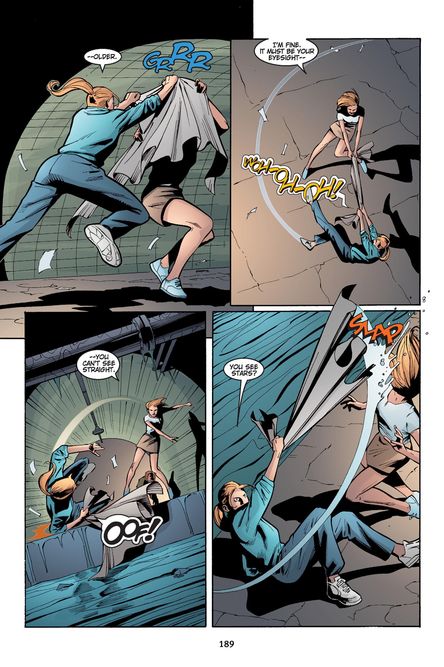 Read online Buffy the Vampire Slayer: Omnibus comic -  Issue # TPB 4 - 190