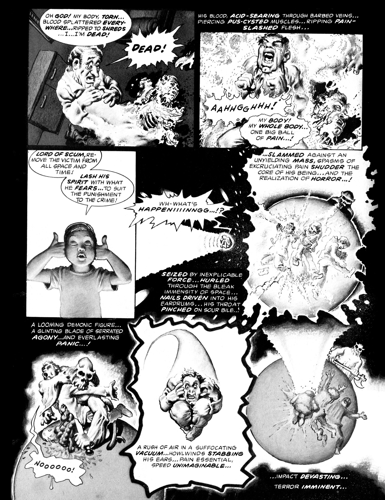 Read online Eerie Archives comic -  Issue # TPB 18 - 45