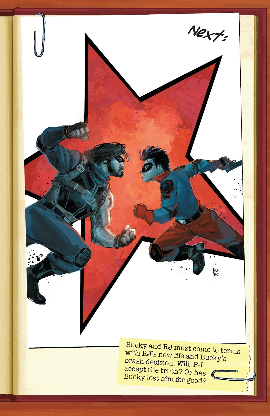 Read online Winter Soldier (2018) comic -  Issue #4 - 23