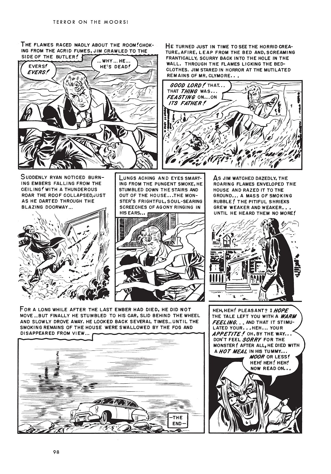 Read online Voodoo Vengeance and Other Stories comic -  Issue # TPB (Part 2) - 16