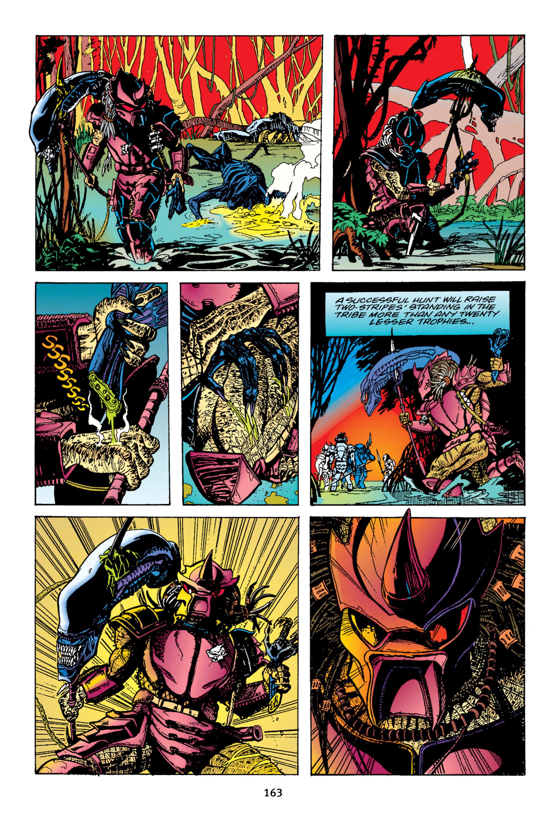 Read online Aliens vs. Predator Omnibus comic -  Issue # _TPB 1 Part 2 - 61