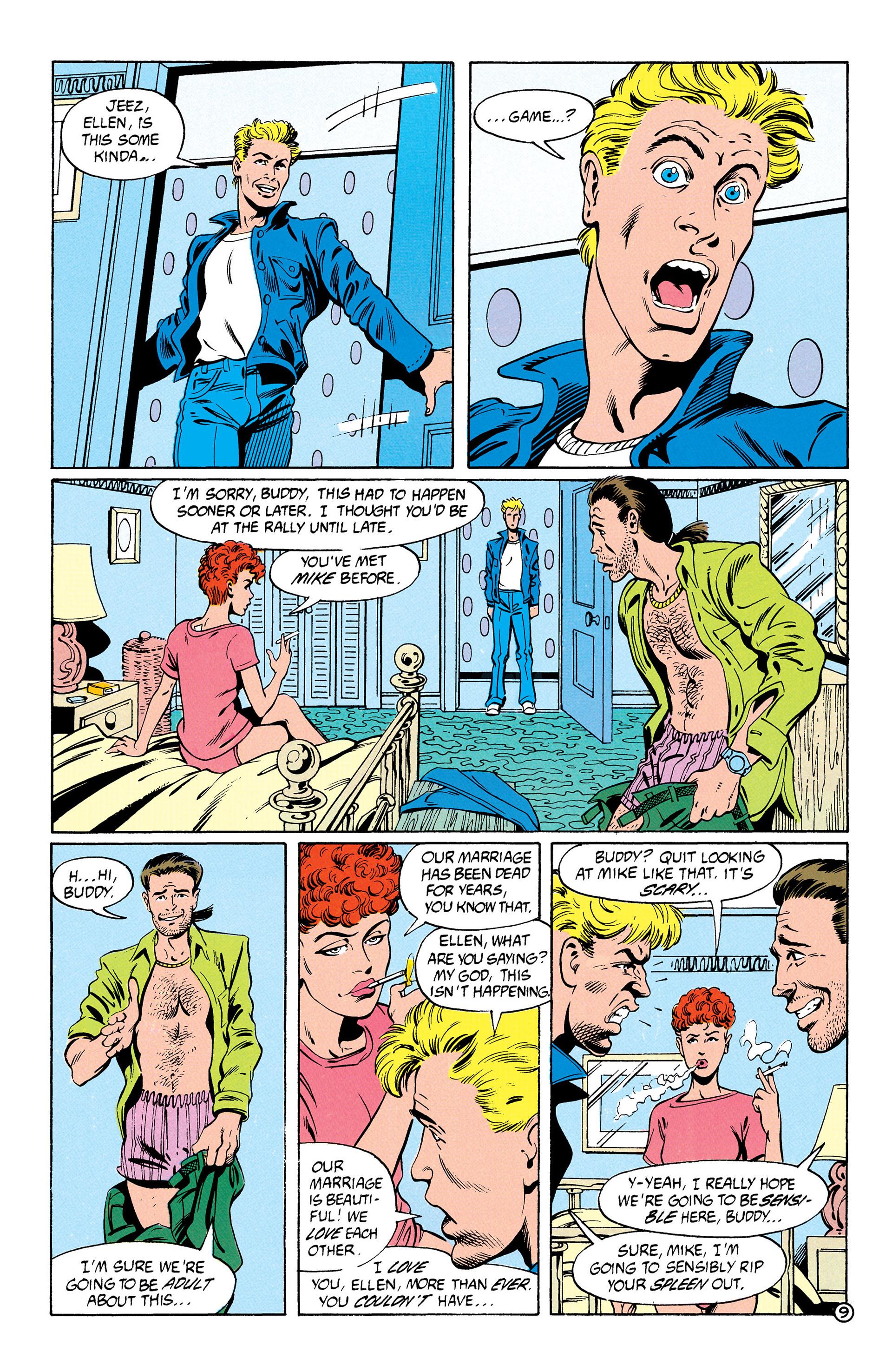 Read online Animal Man (1988) comic -  Issue #28 - 10