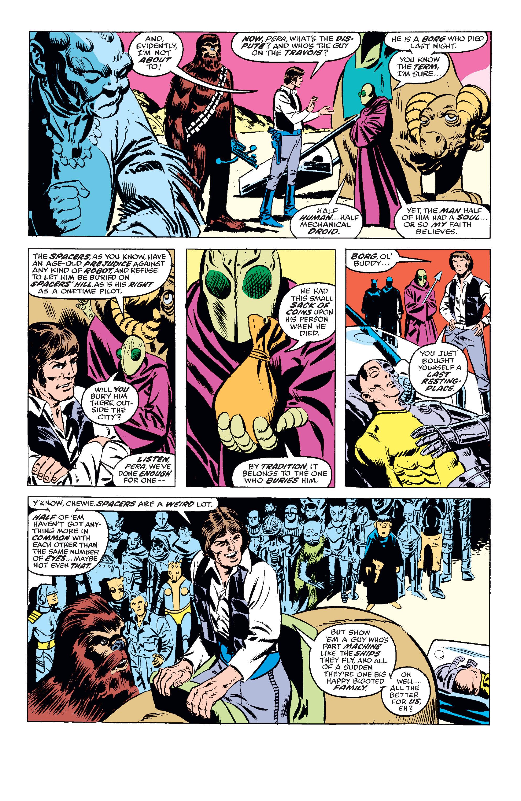 Read online Star Wars Omnibus comic -  Issue # Vol. 13 - 126