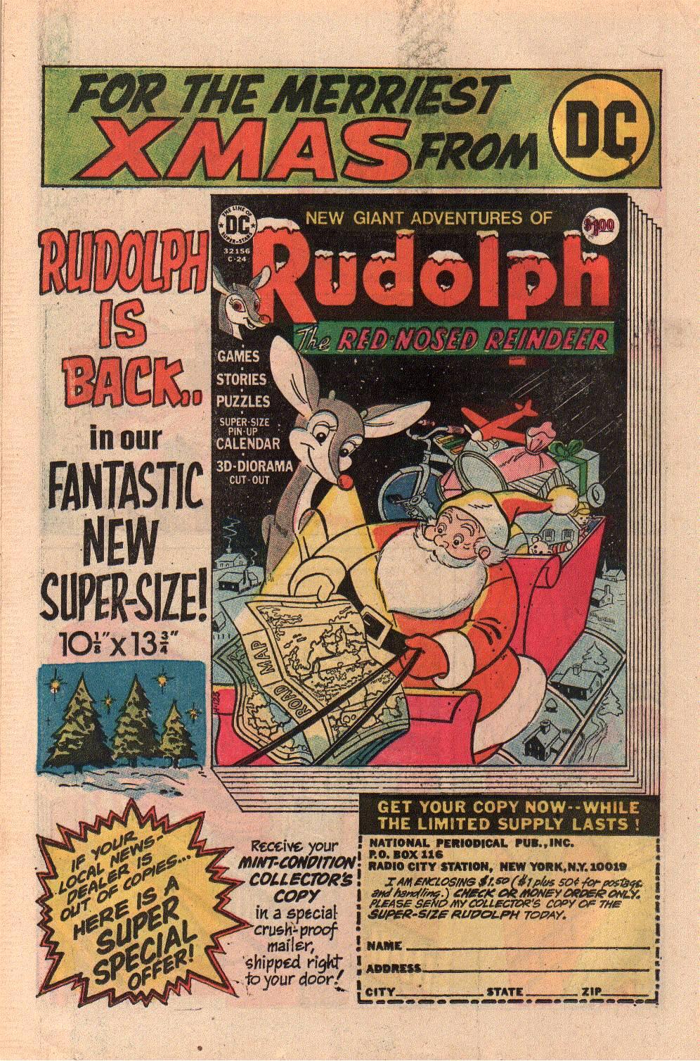 Read online Shazam! (1973) comic -  Issue #9 - 18