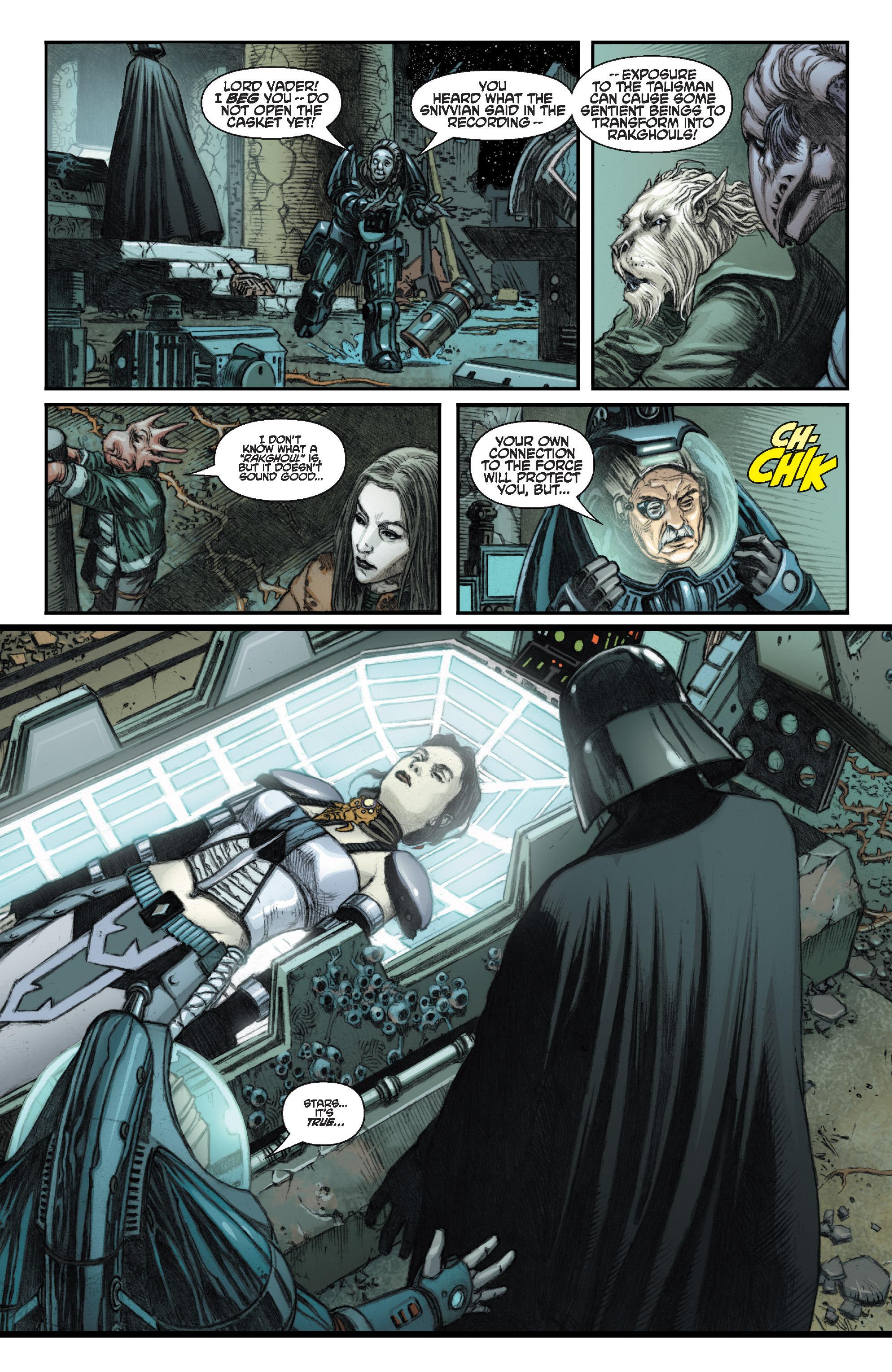 Read online Star Wars Omnibus comic -  Issue # Vol. 31 - 294