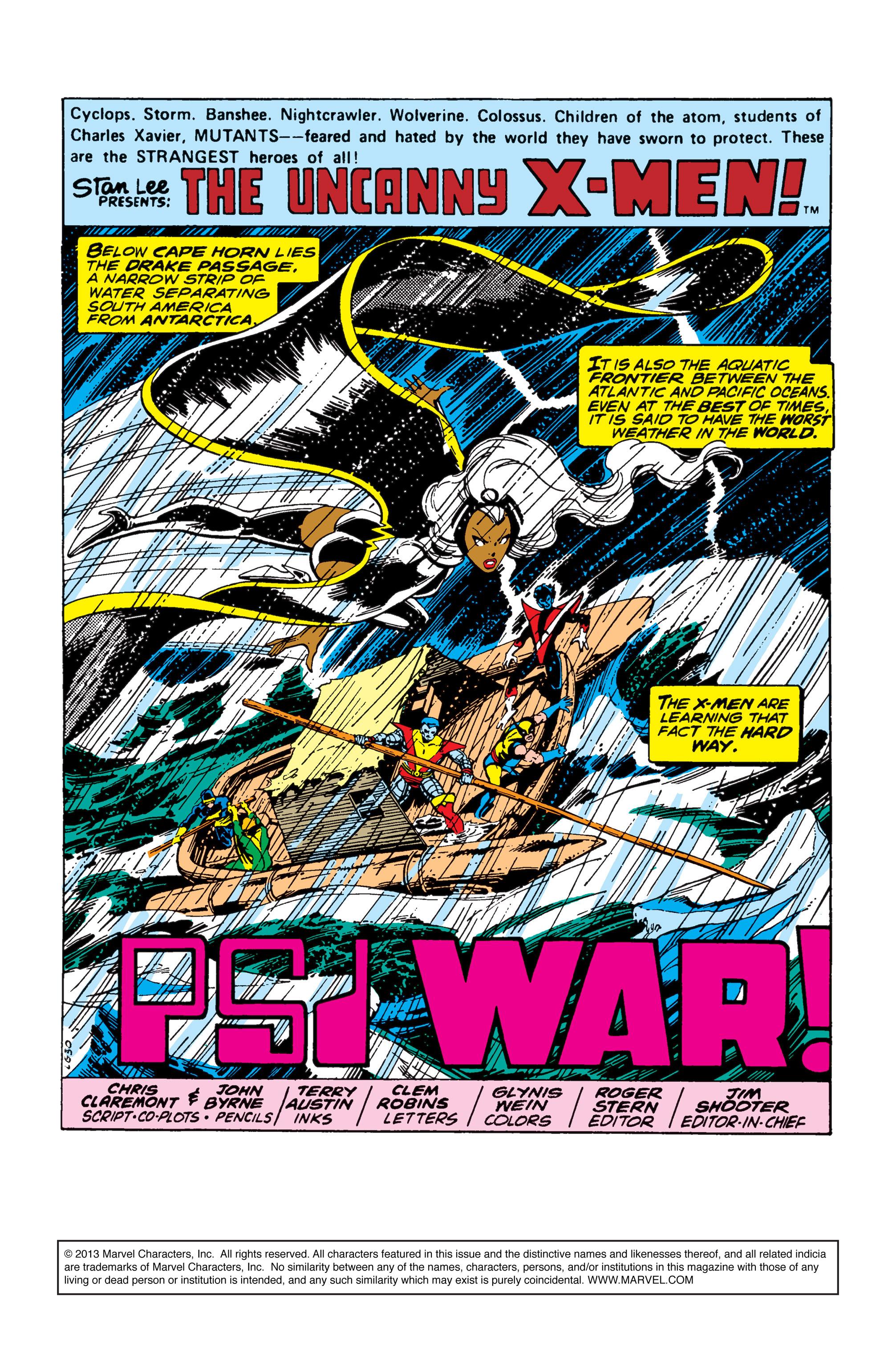 Read online Uncanny X-Men (1963) comic -  Issue #117 - 2