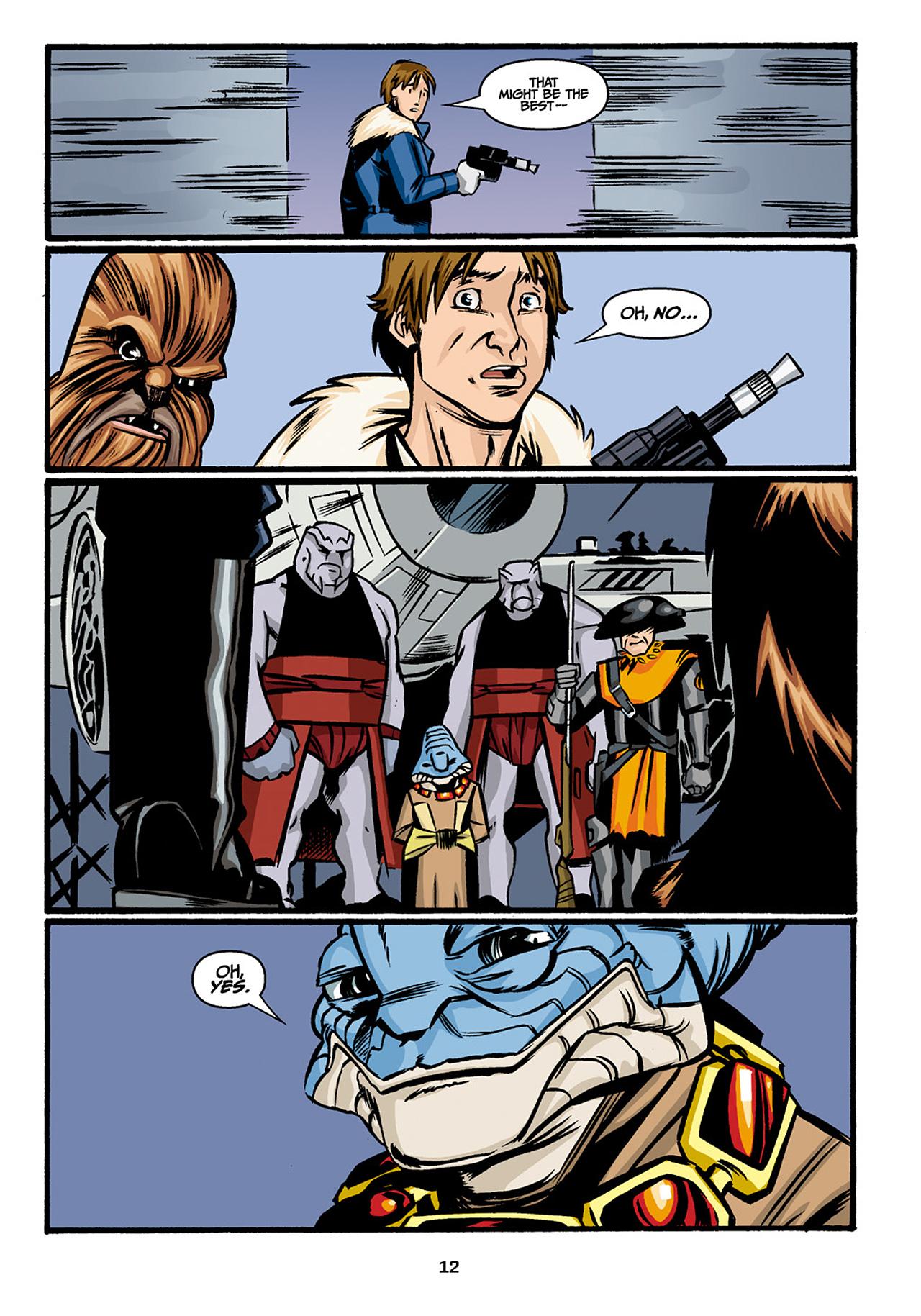 Read online Star Wars Omnibus comic -  Issue # Vol. 33 - 14