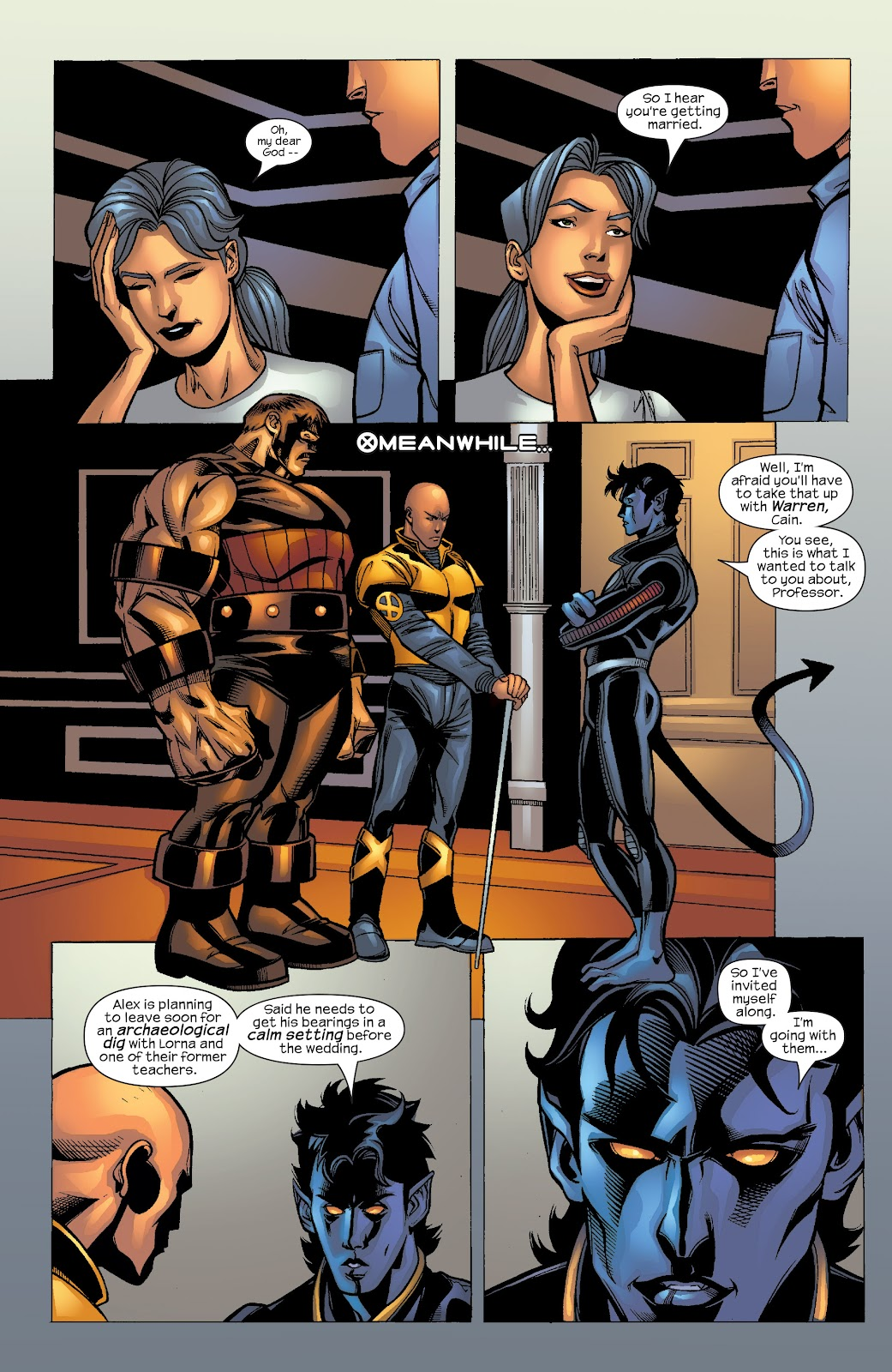 Read online X-Men: Unstoppable comic -  Issue # TPB (Part 4) - 31