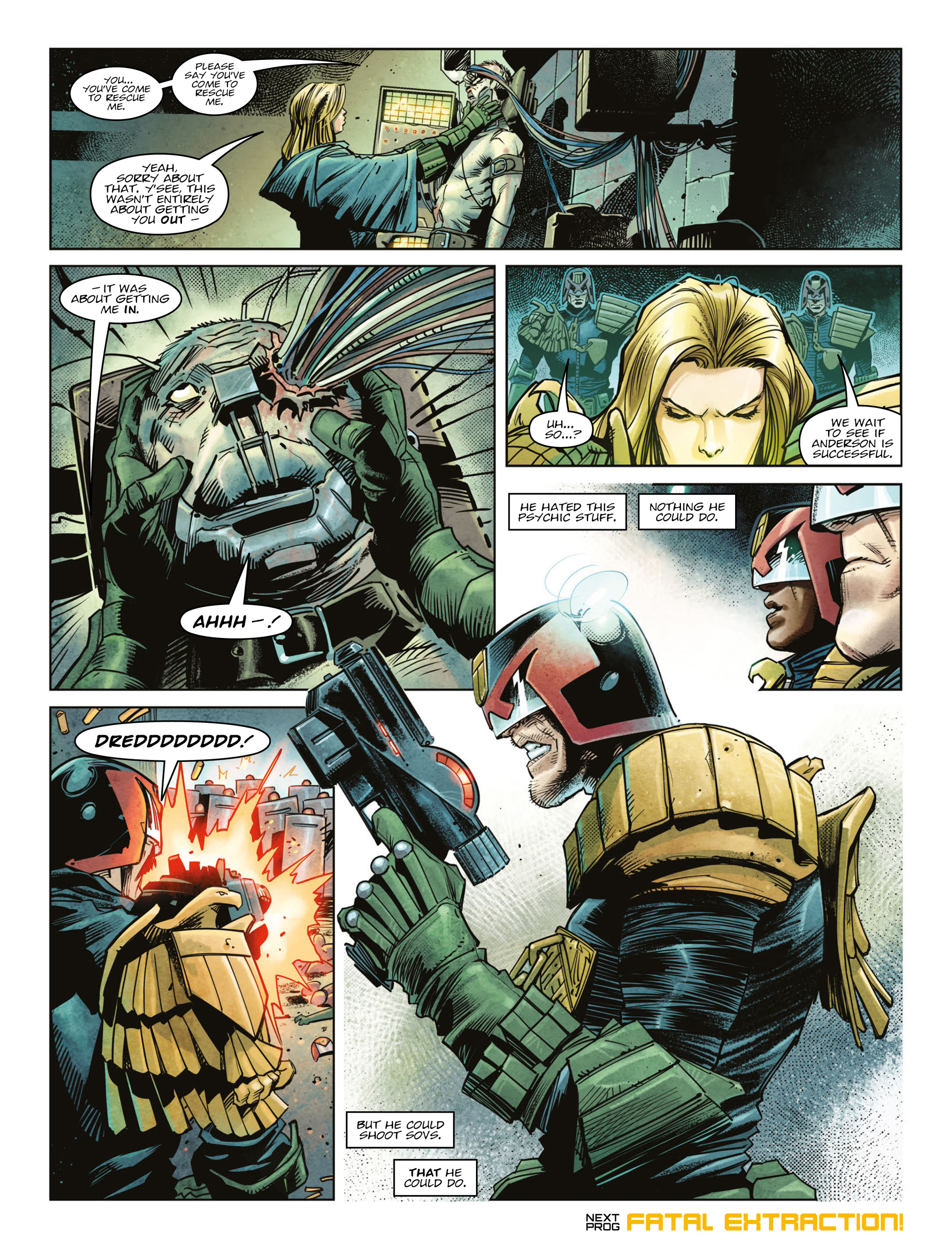 Read online 2000 AD comic -  Issue #2002 - 8