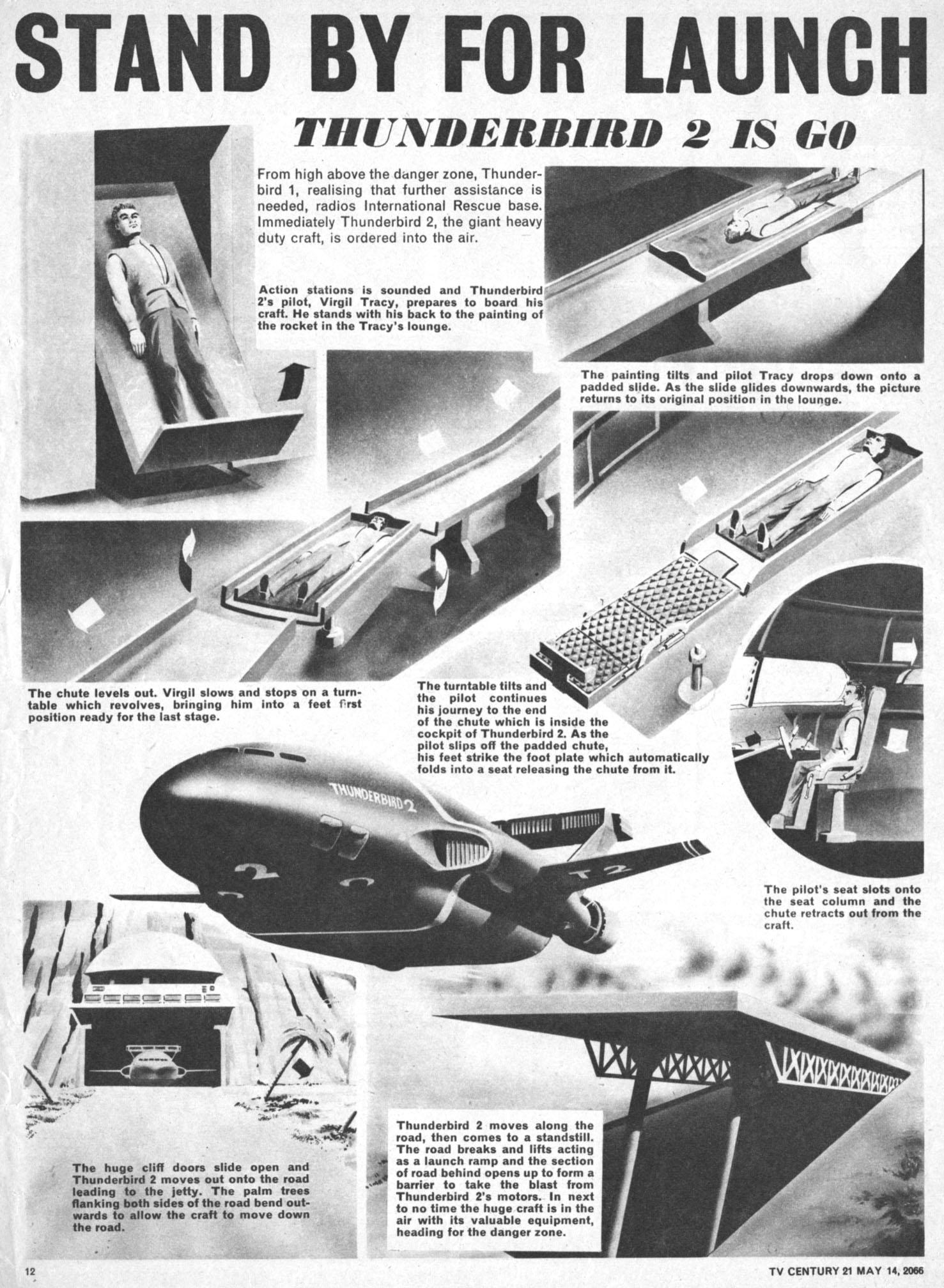 Read online TV Century 21 (TV 21) comic -  Issue #69 - 11