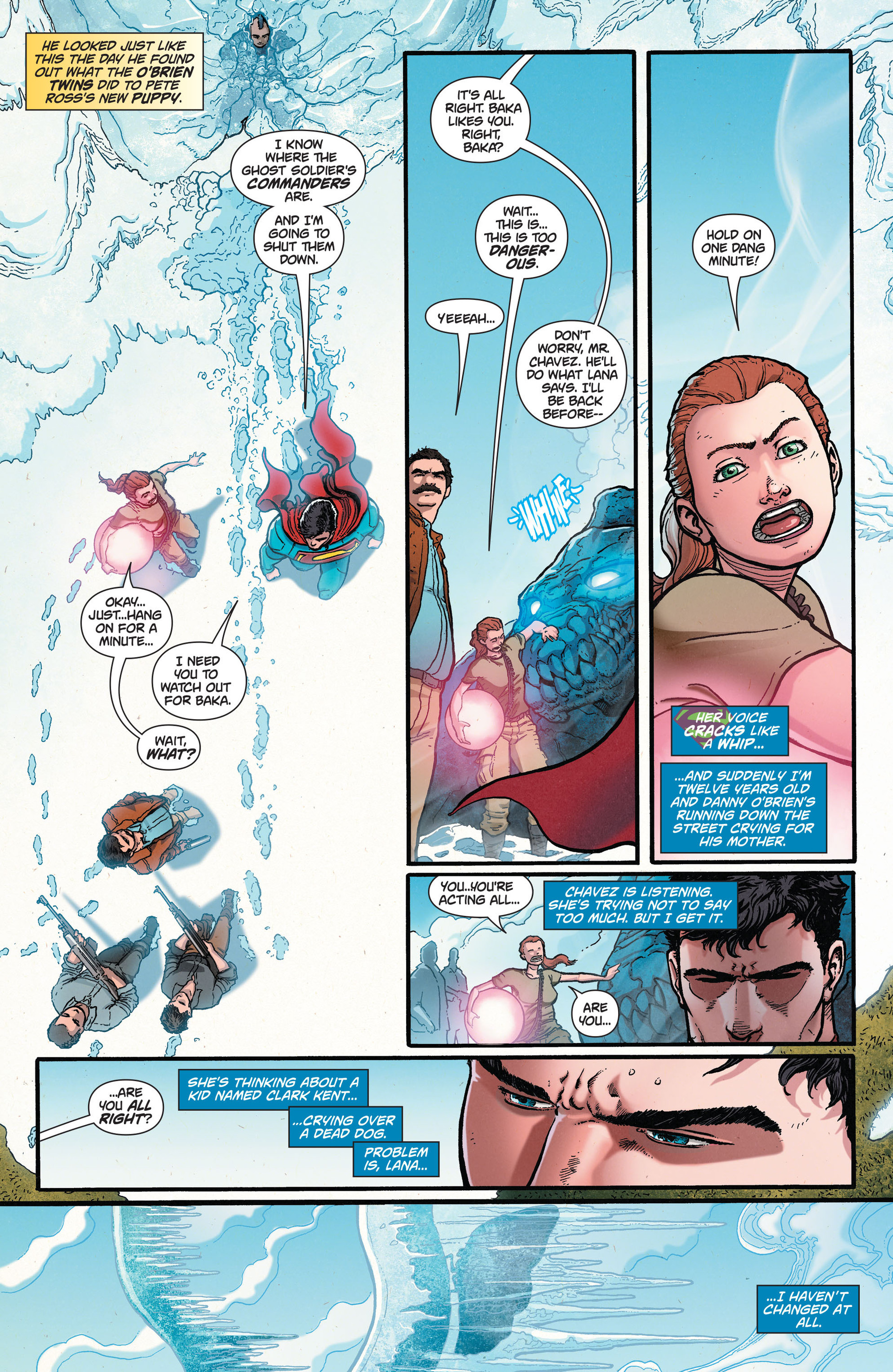 Read online Action Comics (2011) comic -  Issue #29 - 12