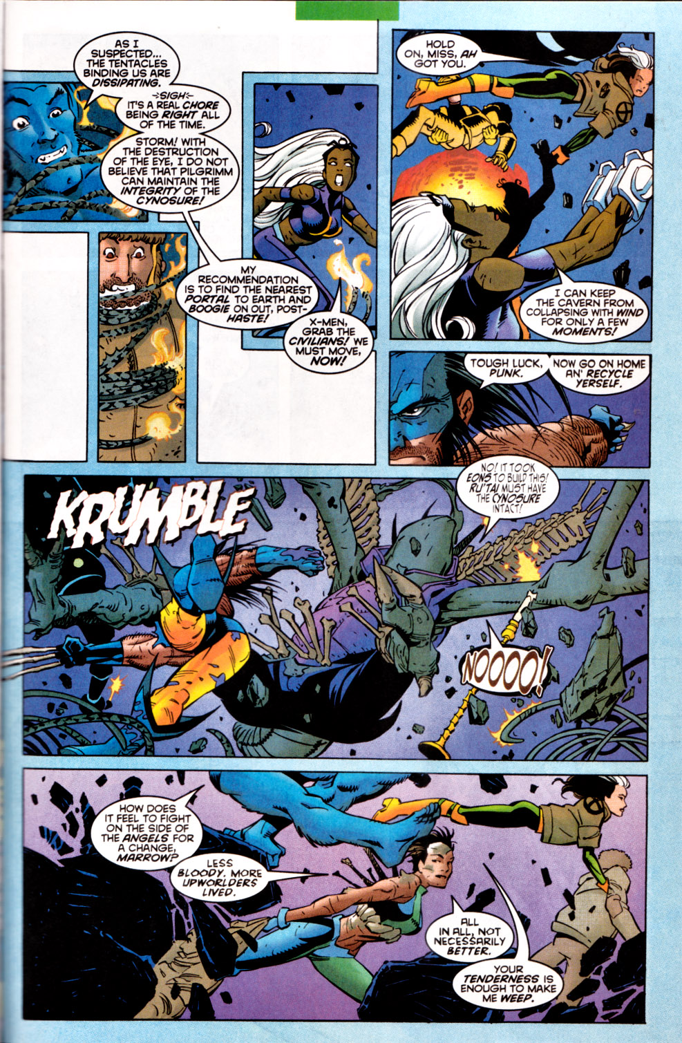 X-Men (1991) 75 Page 35