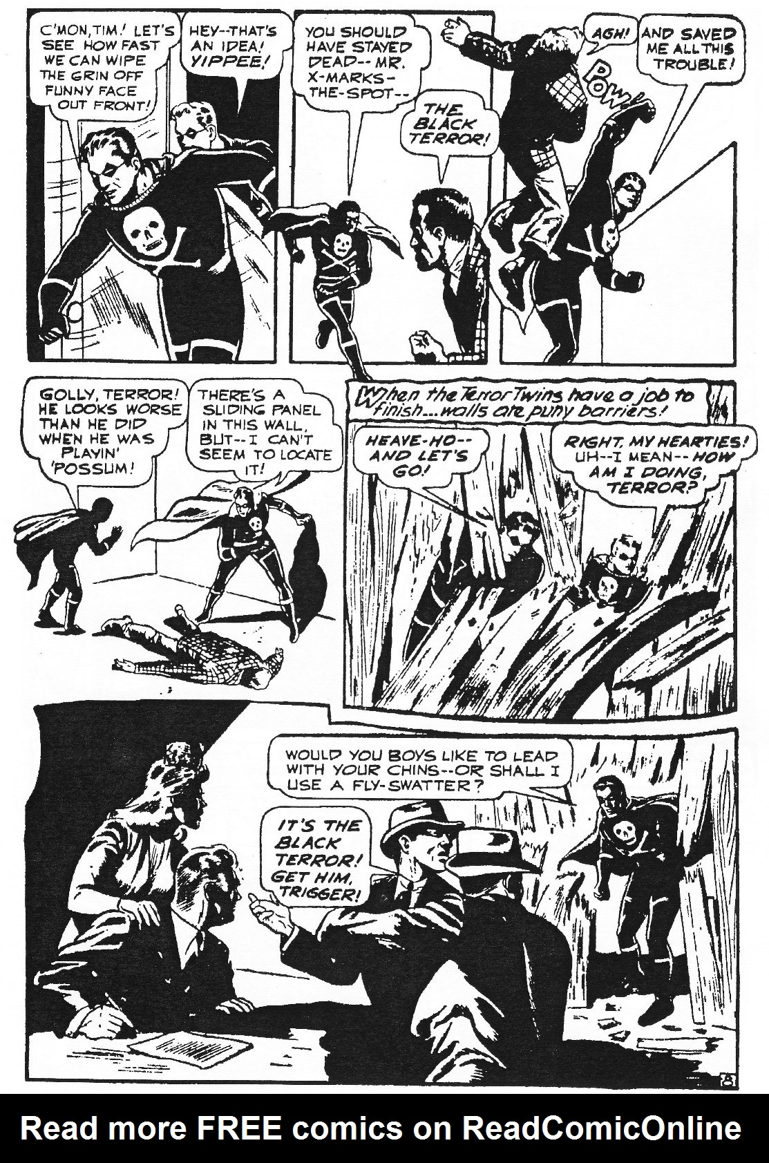 Read online Men of Mystery Comics comic -  Issue #76 - 11