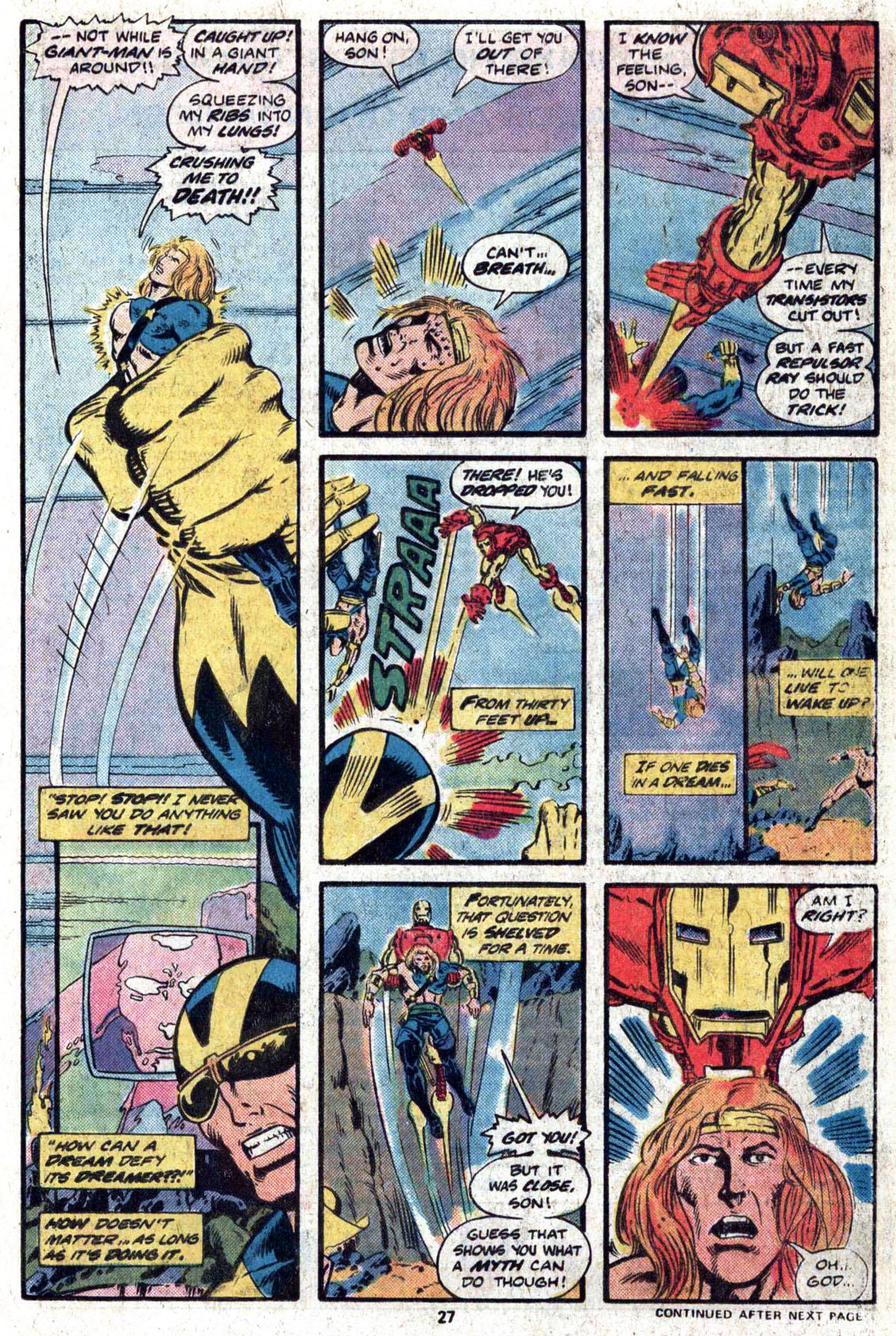 Read online Amazing Adventures (1970) comic -  Issue #38 - 29