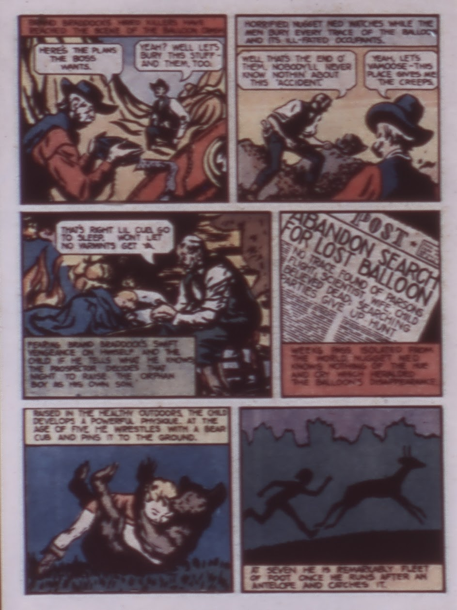 Read online WHIZ Comics comic -  Issue #1 - 28