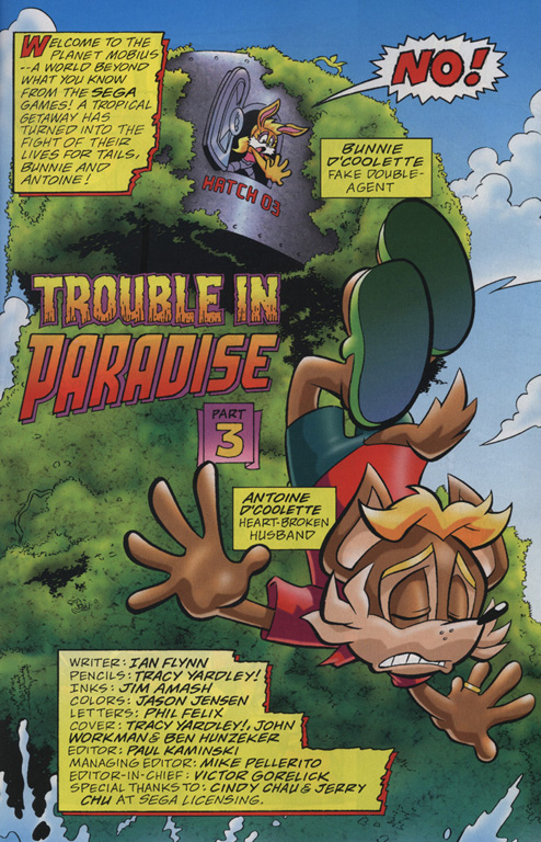 Read online Sonic Universe comic -  Issue #19 - 2