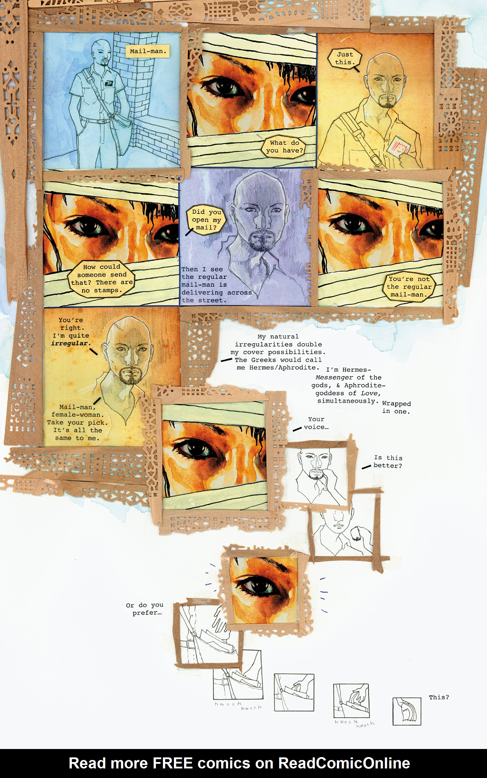 Read online Kabuki (2004) comic -  Issue #7 - 10
