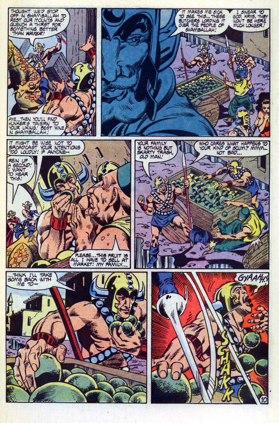 Warlord (1976) issue 92 - Page 11
