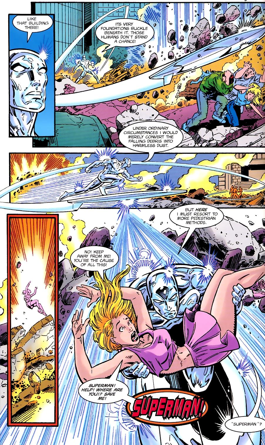 Read online Silver Surfer/Superman comic -  Issue # Full - 14