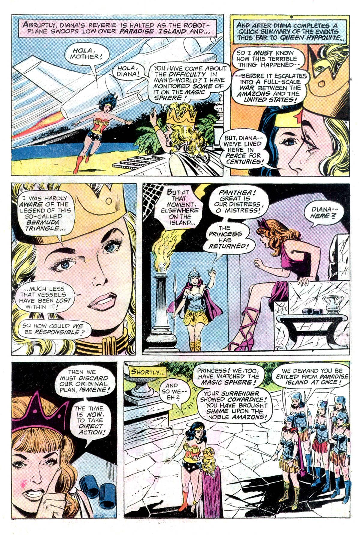 Read online Wonder Woman (1942) comic -  Issue #224 - 11